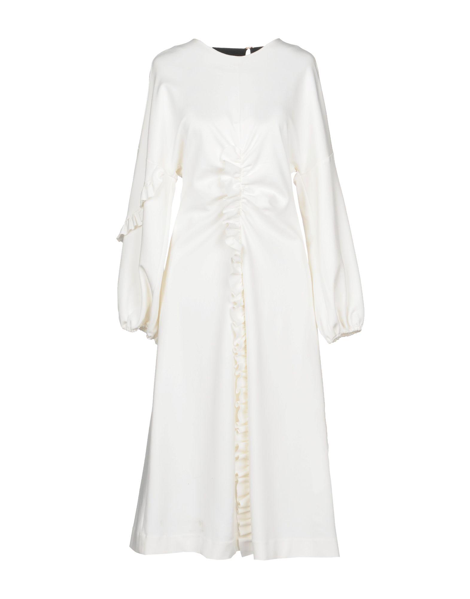 TIBI Платье длиной 3/4 tibi платье длиной 3 4