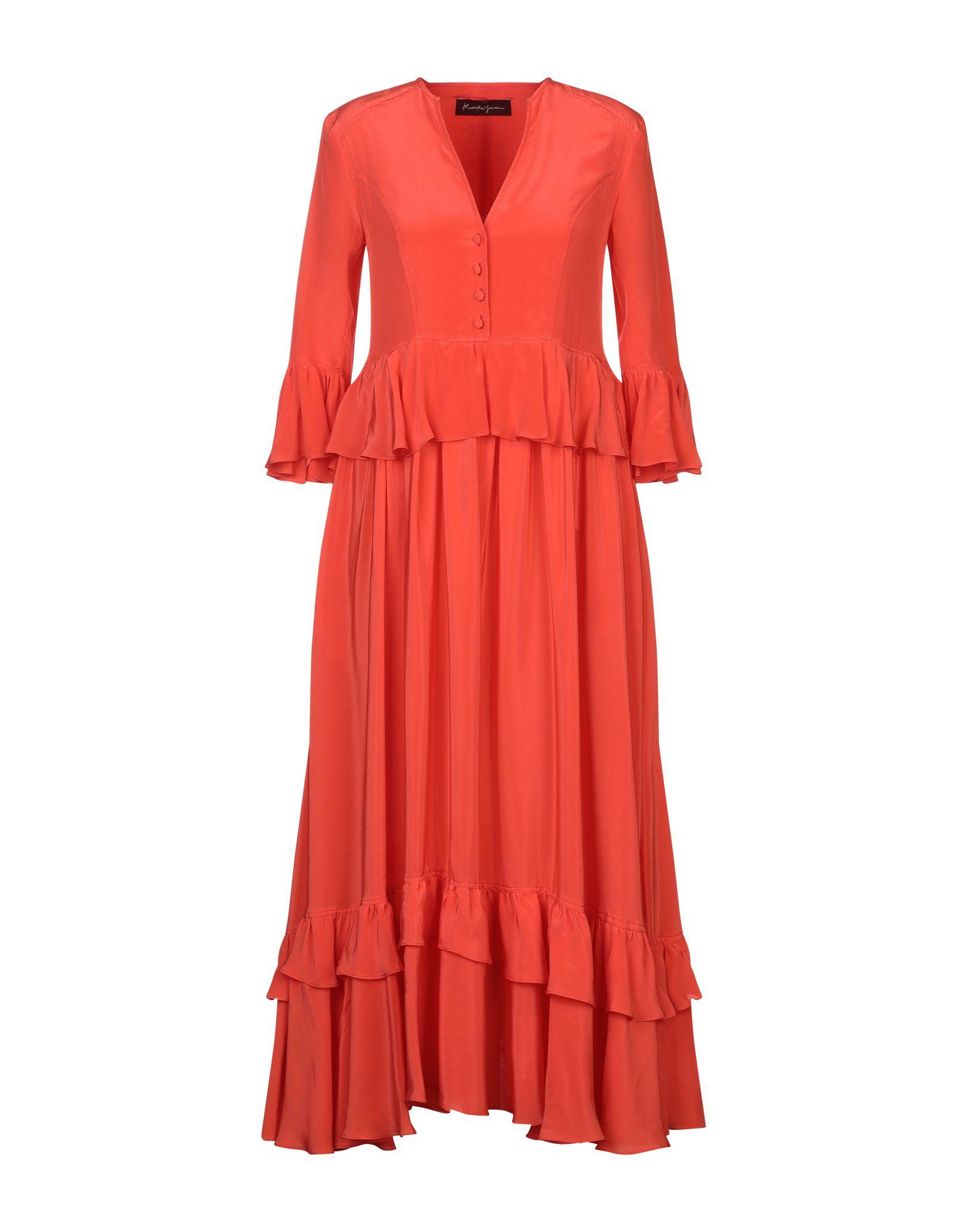 ROSSELLA JARDINI Длинное платье rossella jardini повседневные брюки