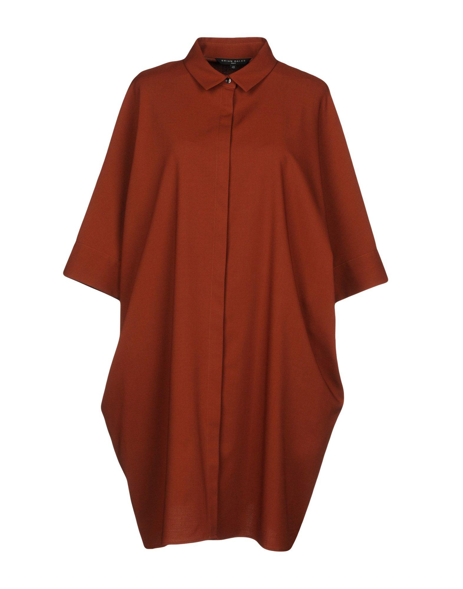 BRIAN DALES Короткое платье платье