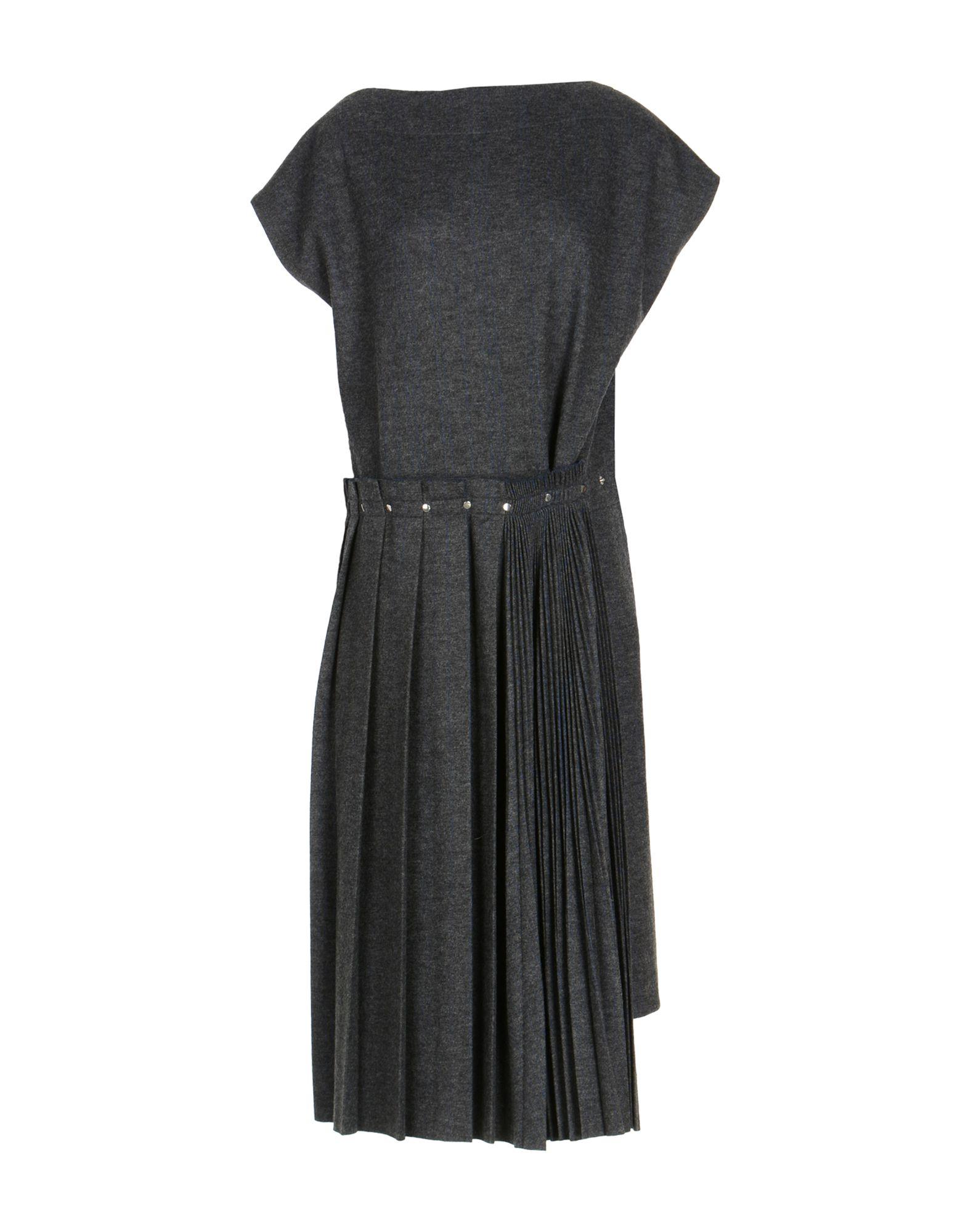 ZUCCA Платье до колена цена 2017