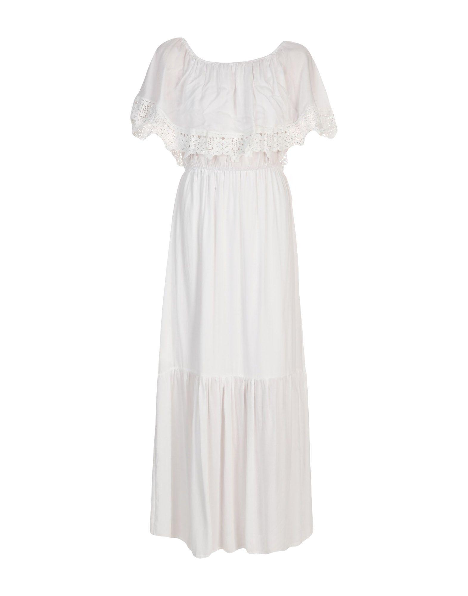CARE OF YOU Длинное платье платье you