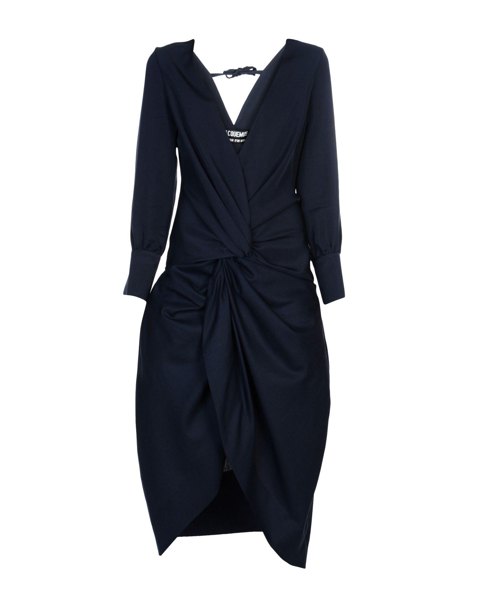 JACQUEMUS Платье длиной 3/4 цены