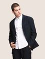 ARMANI EXCHANGE WINDOWPANE JACQUARD BLAZER Blazer Man a
