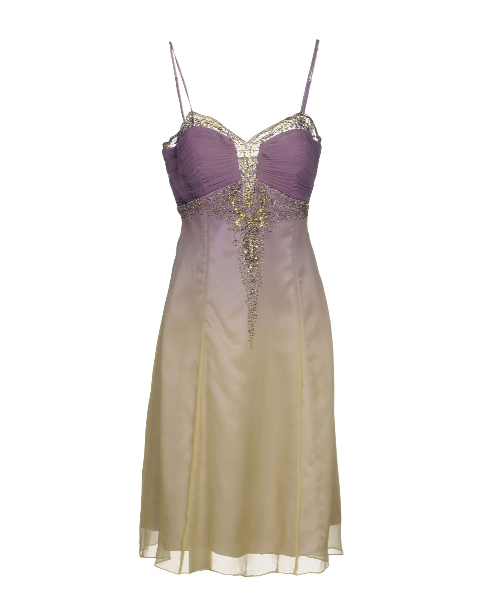 EVA GARAVANI Платье до колена