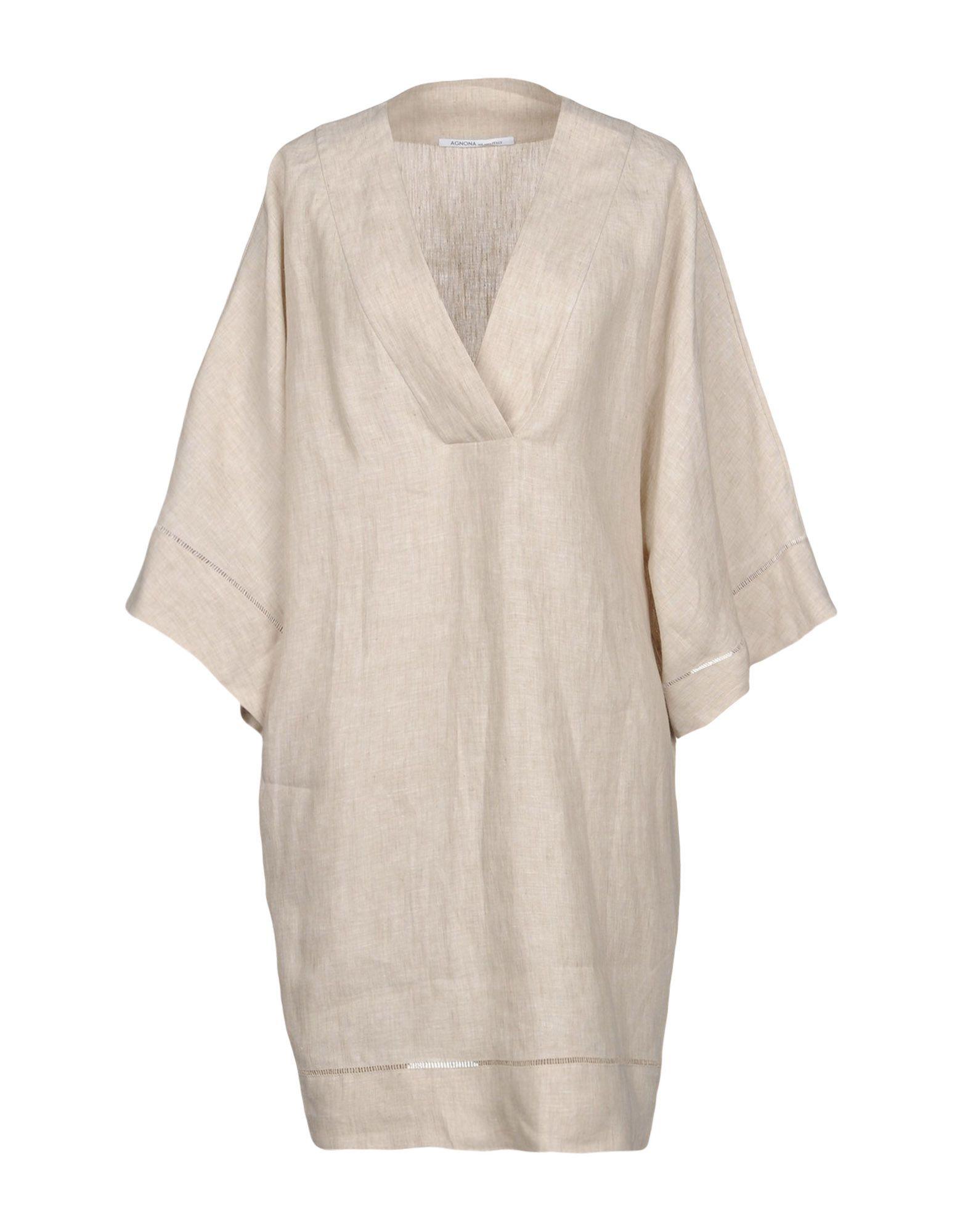 где купить AGNONA Короткое платье по лучшей цене