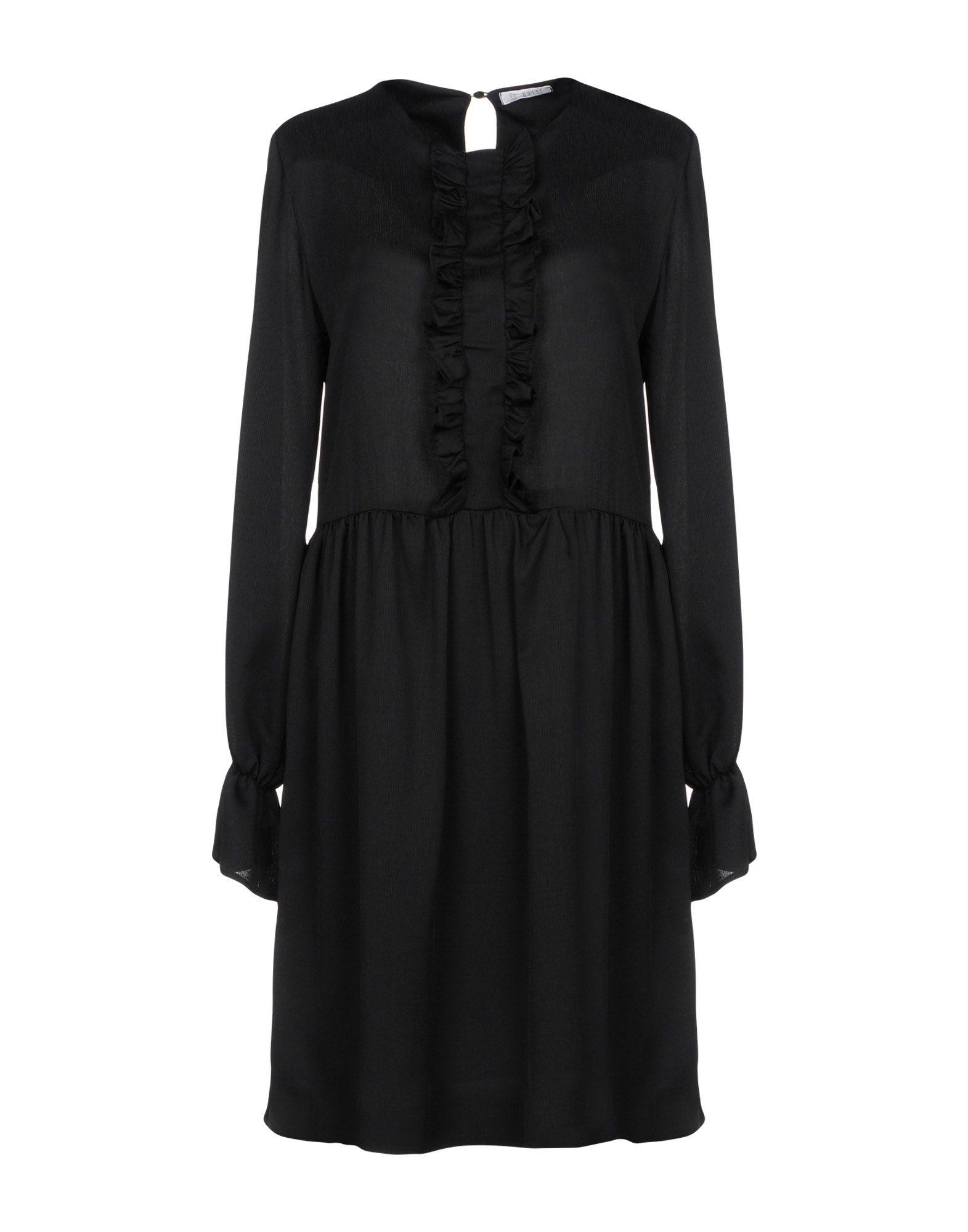 DOISÈ Короткое платье недорго, оригинальная цена