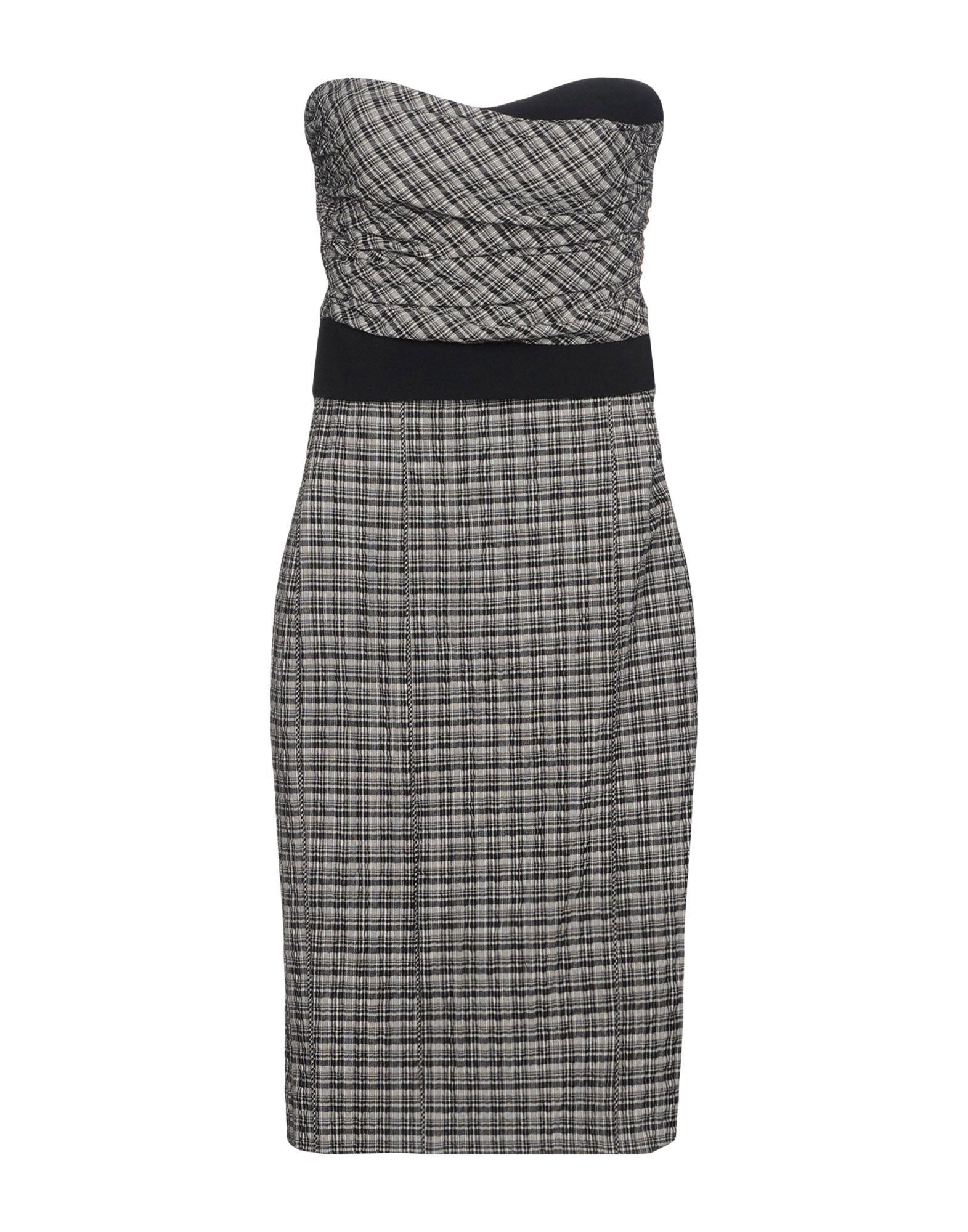где купить NARCISO RODRIGUEZ Короткое платье по лучшей цене