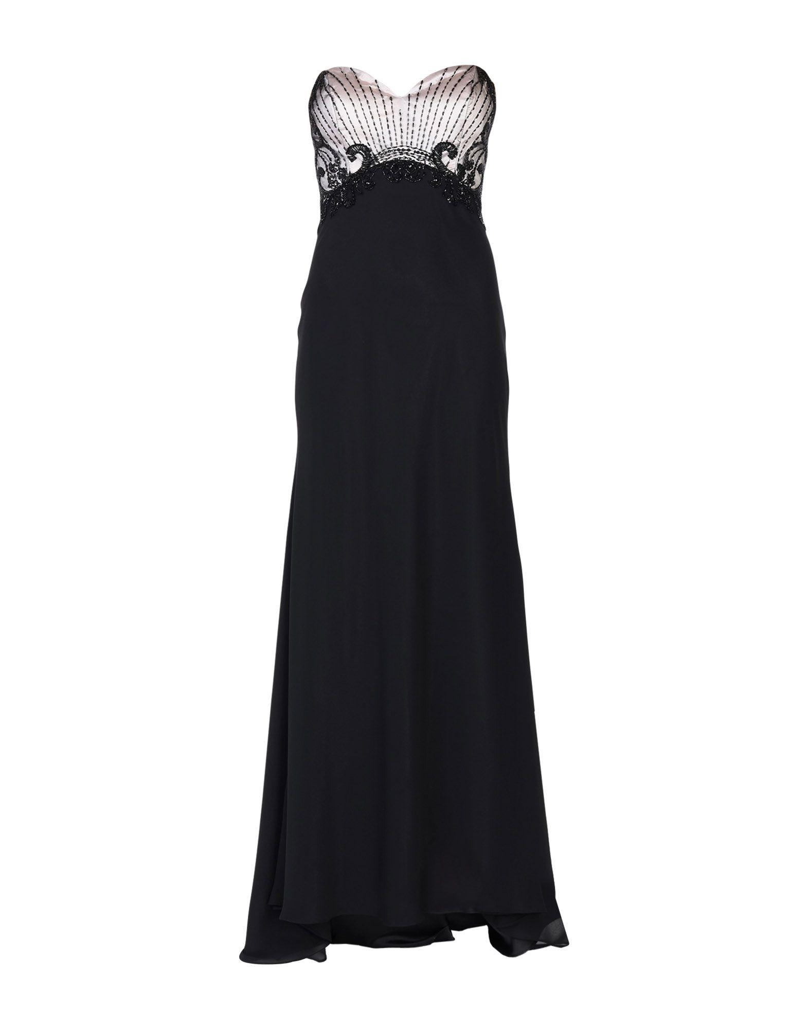 LADY CHIC® COLLECTION Длинное платье платье chic chic ch042ewtcv81 page 3