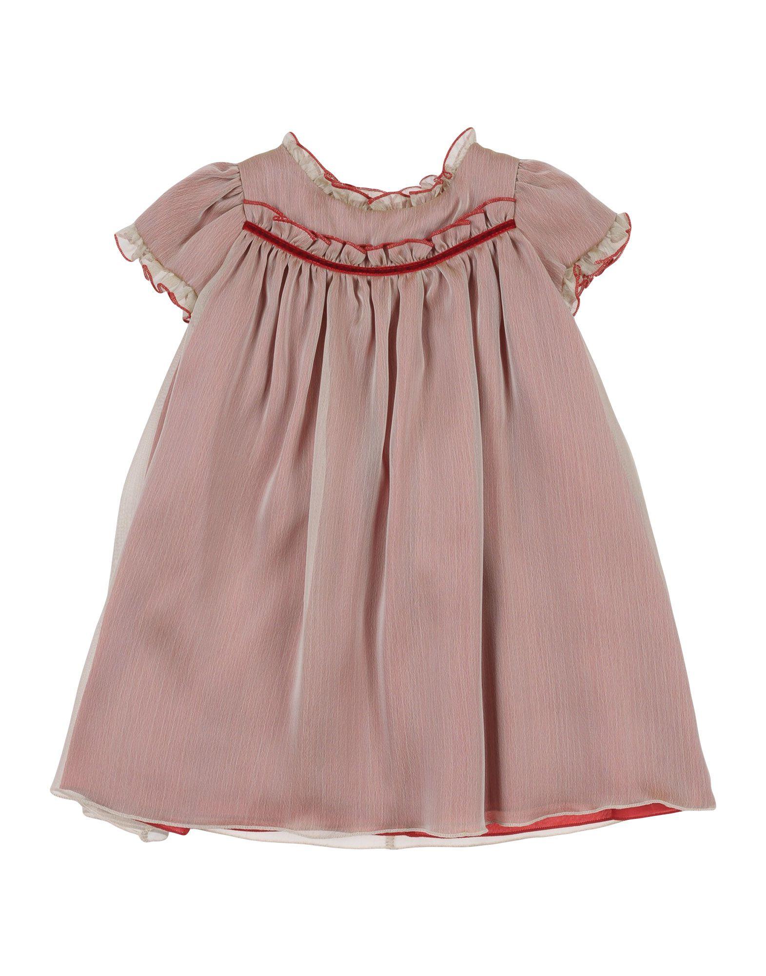 LA STUPENDERIA Dress in Pastel Pink