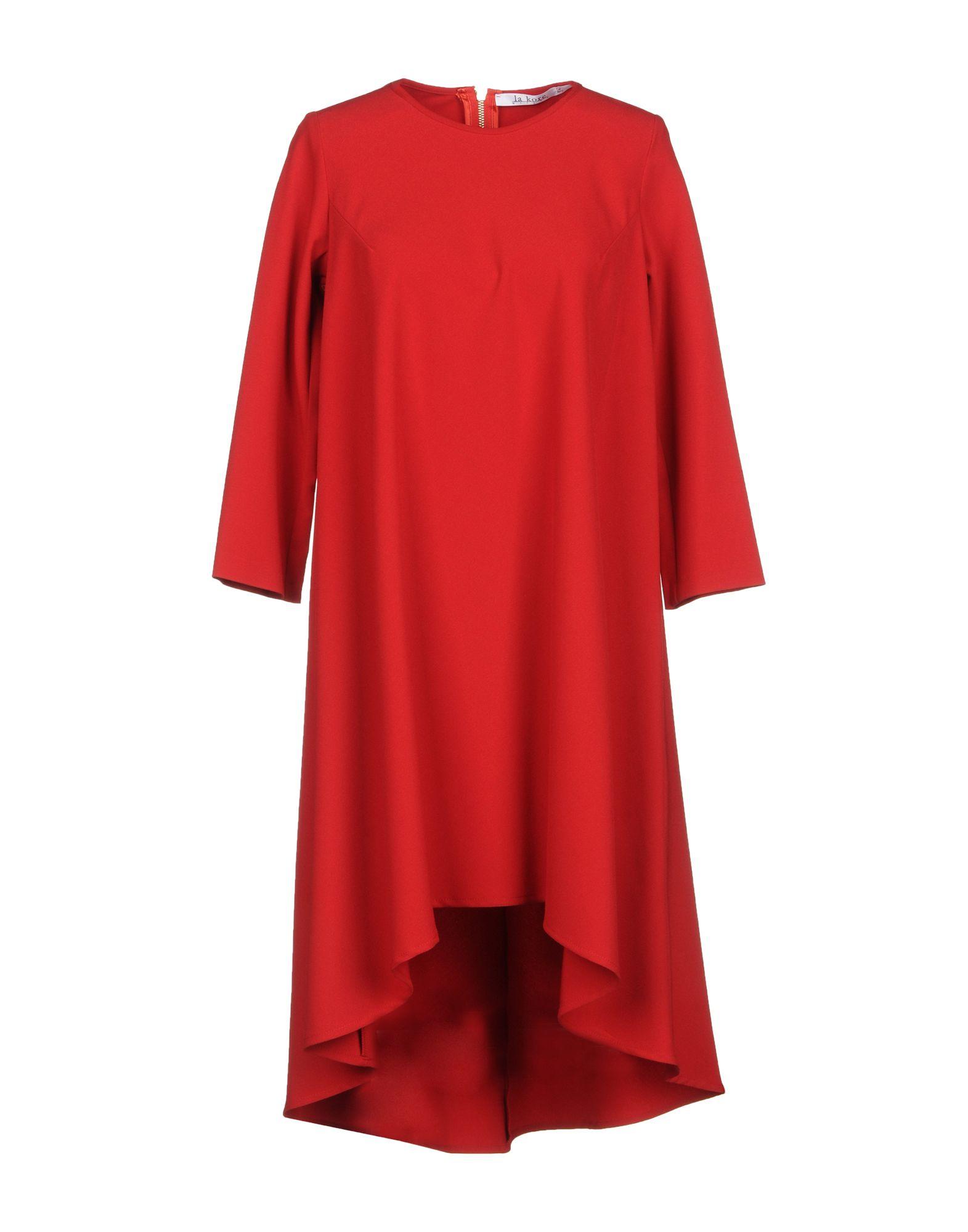 LA KORE Платье до колена la kore юбка до колена
