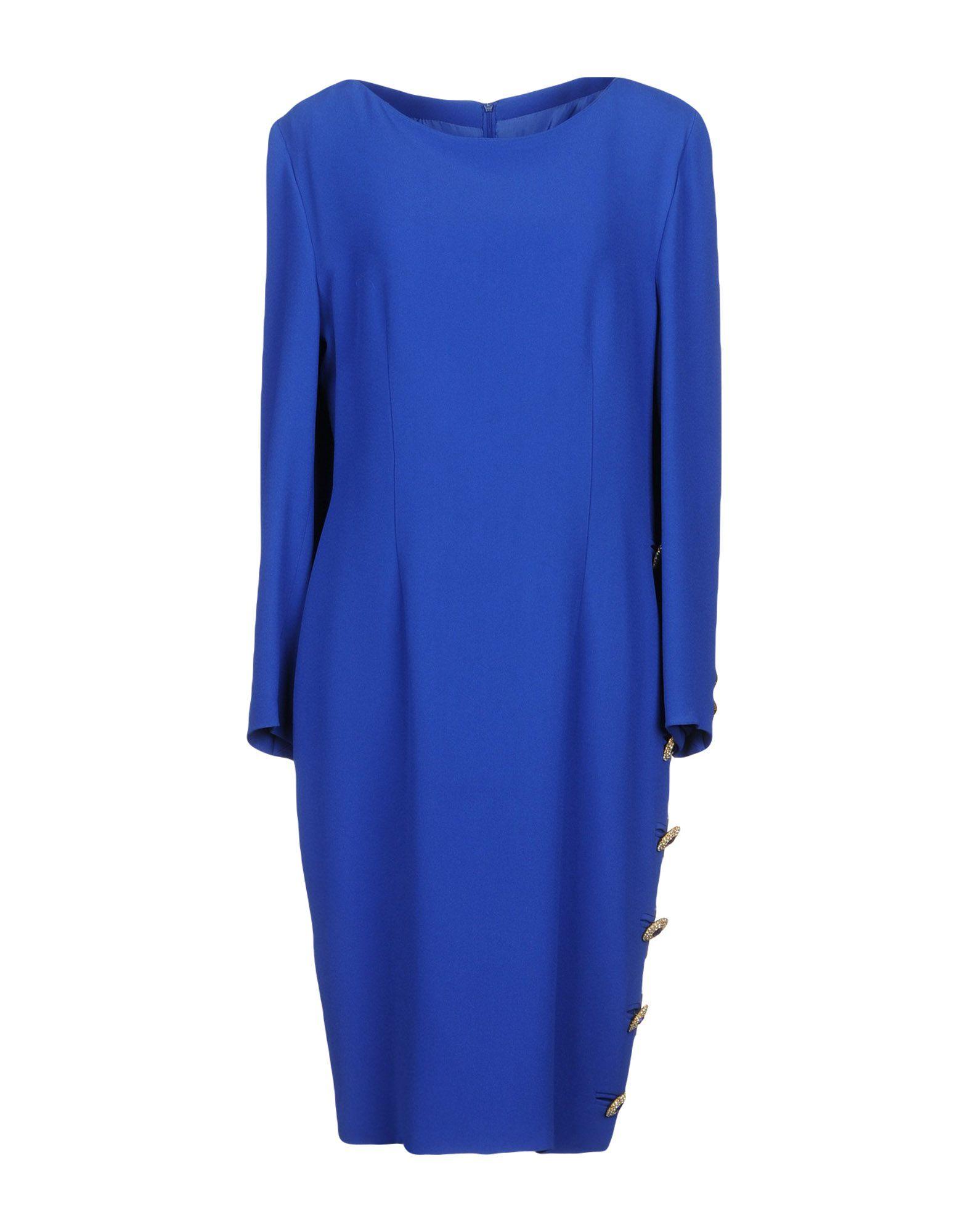 GAI MATTIOLO COUTURE Платье до колена gai mattiolo couture юбка длиной 3 4