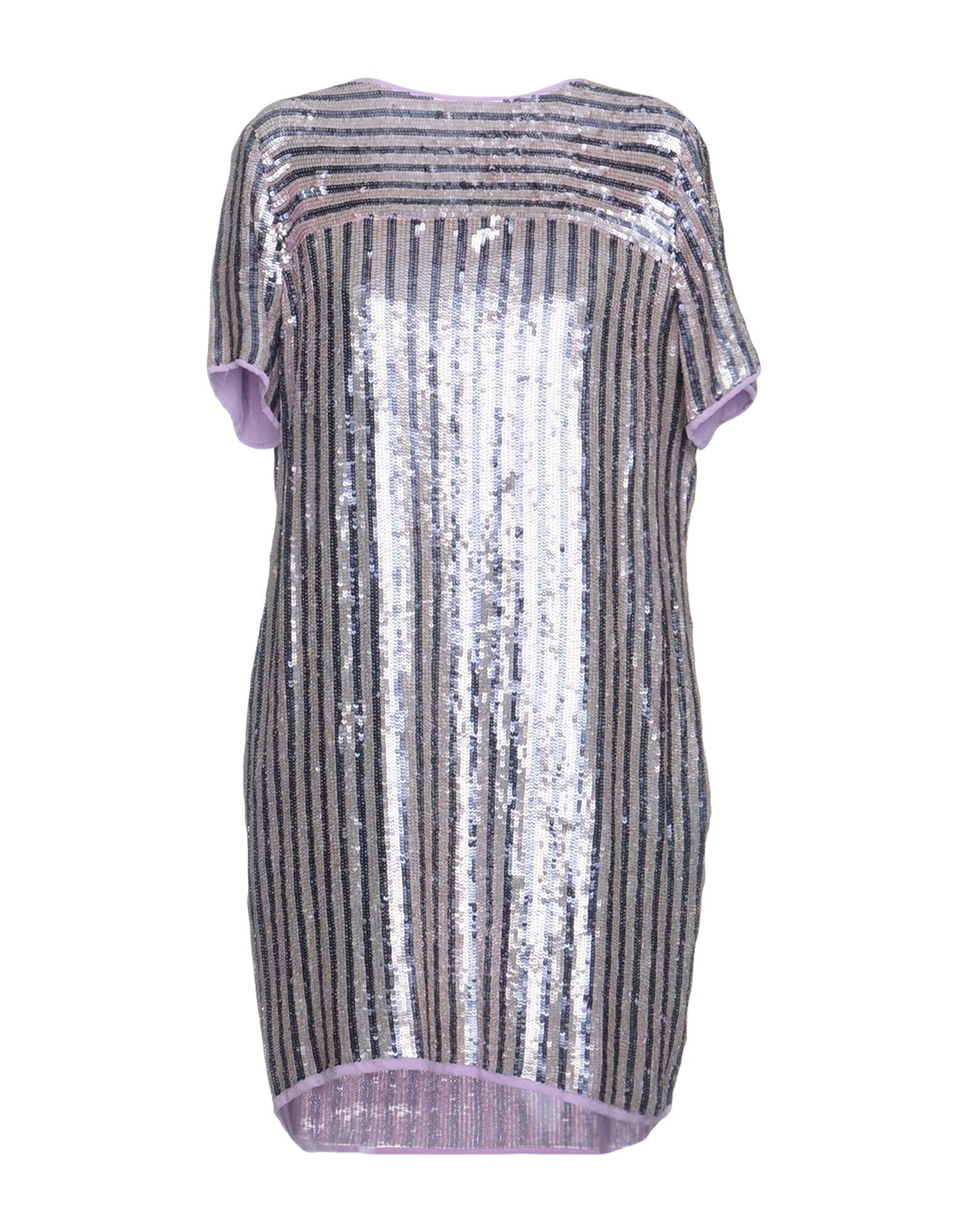 LIVIANA CONTI Short Dress in Light Purple