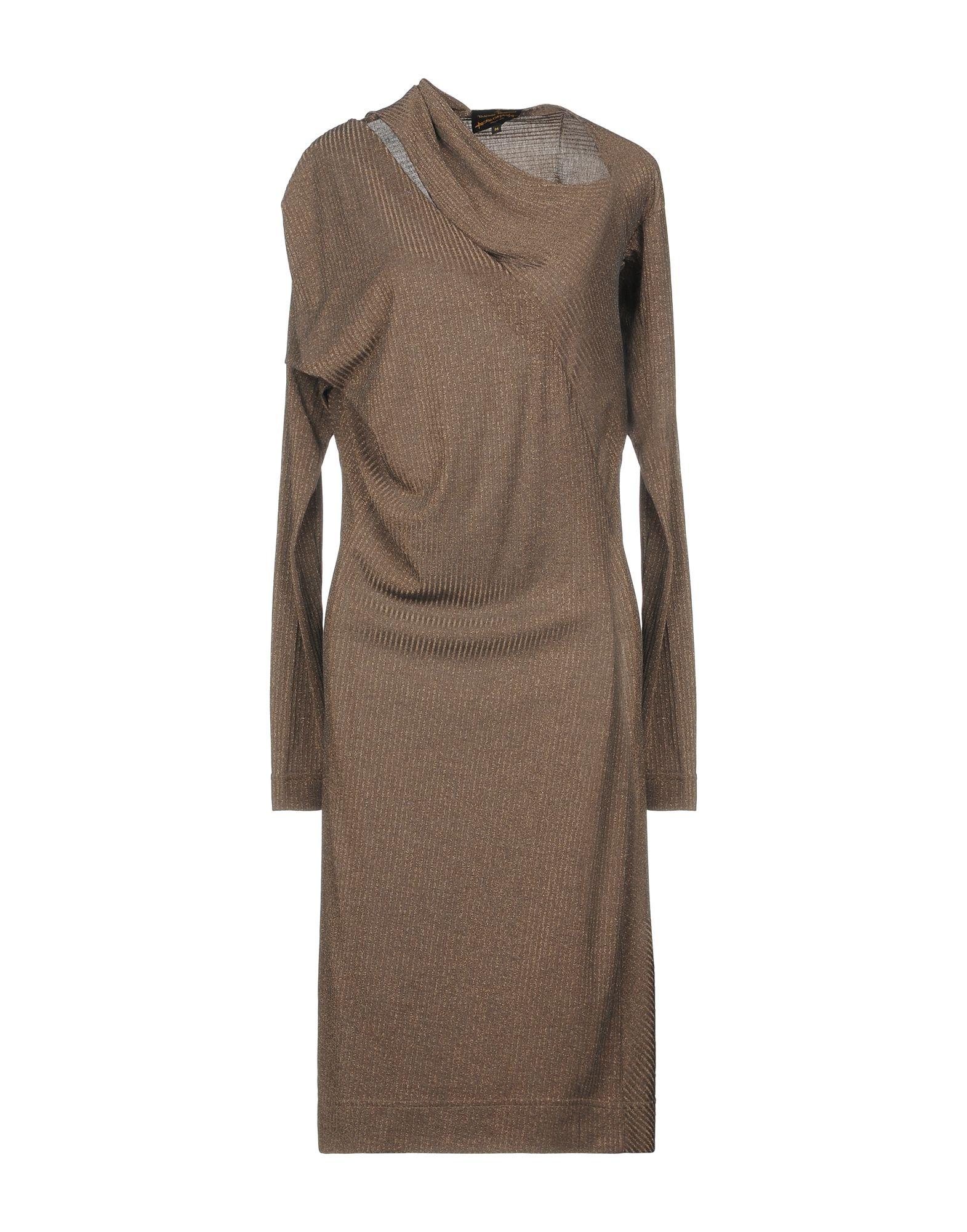 VIVIENNE WESTWOOD ANGLOMANIA Платье длиной 3/4 vivienne westwood anglomania платье длиной 3 4