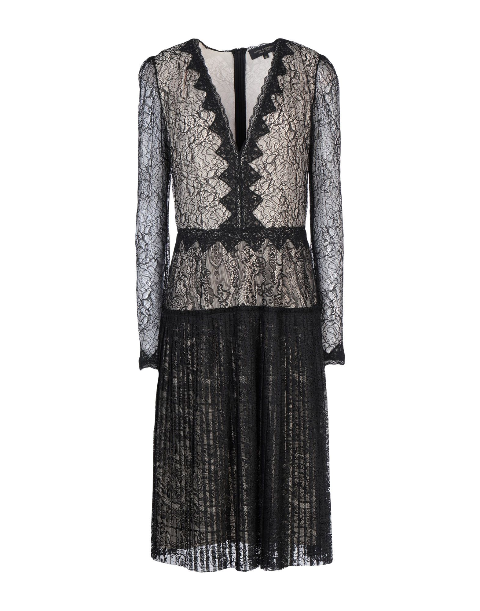ANNA RACHELE BLACK LABEL Платье до колена