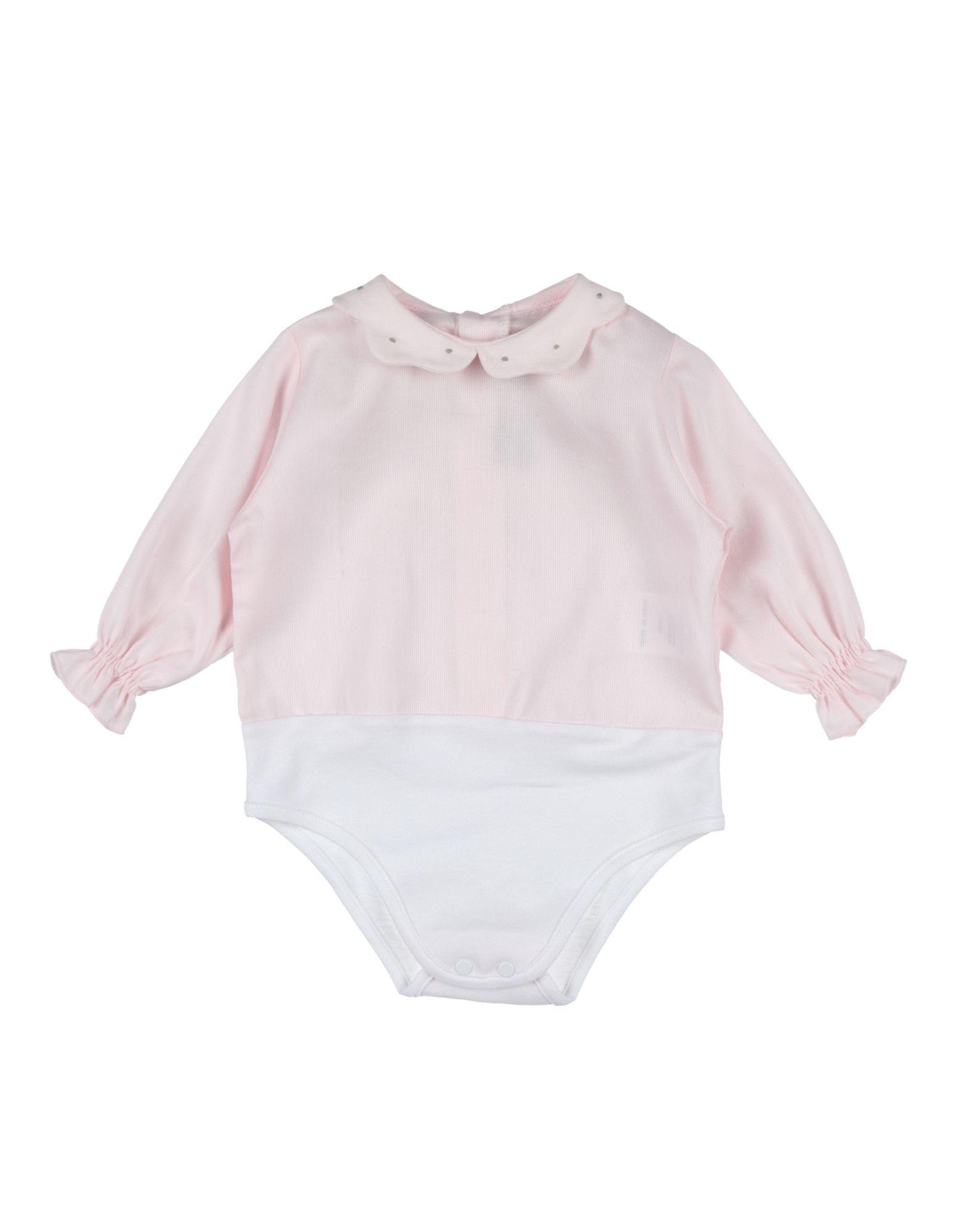 LA STUPENDERIA Romper in Pink