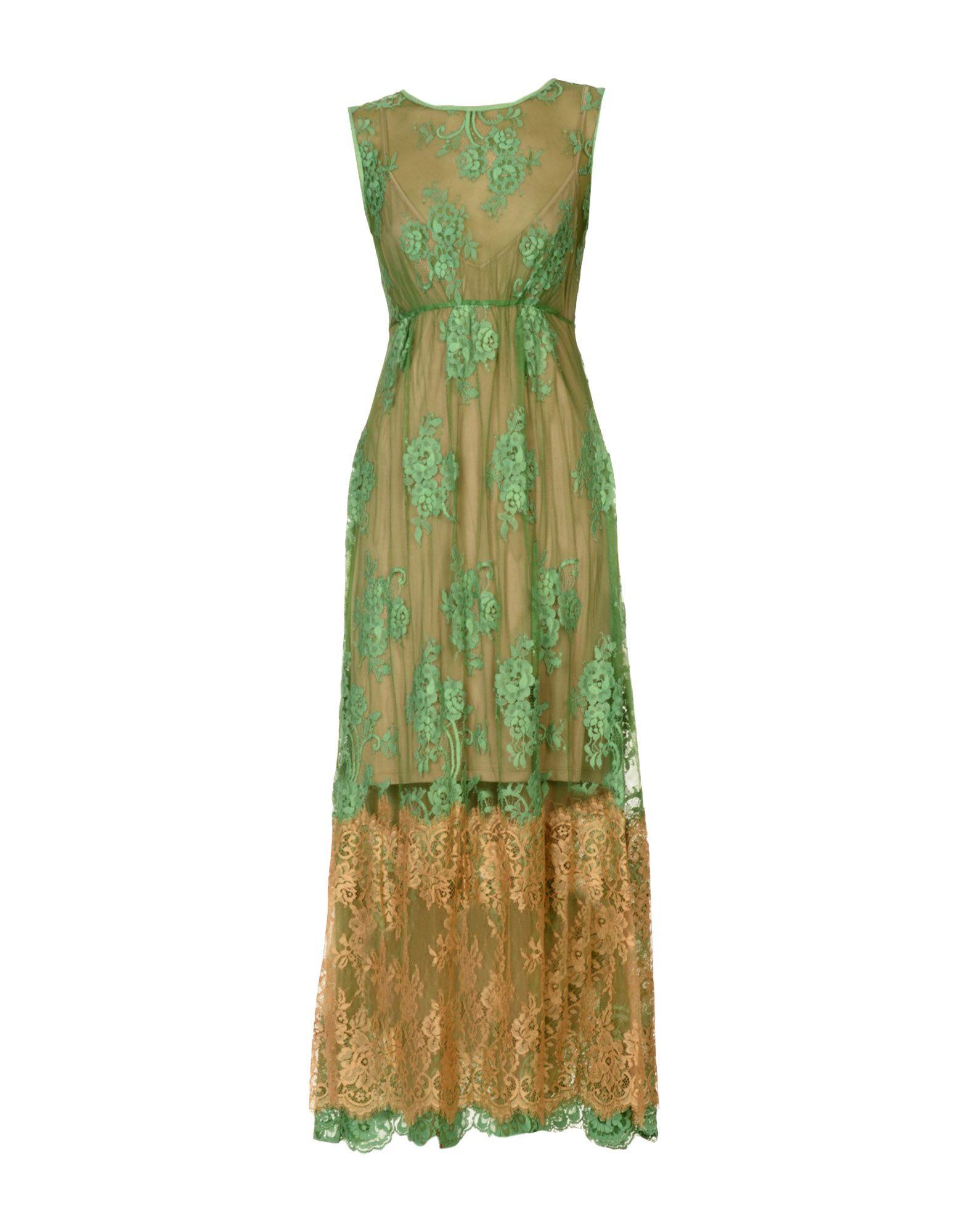 ANIYE BY Длинное платье aniye by комбинация