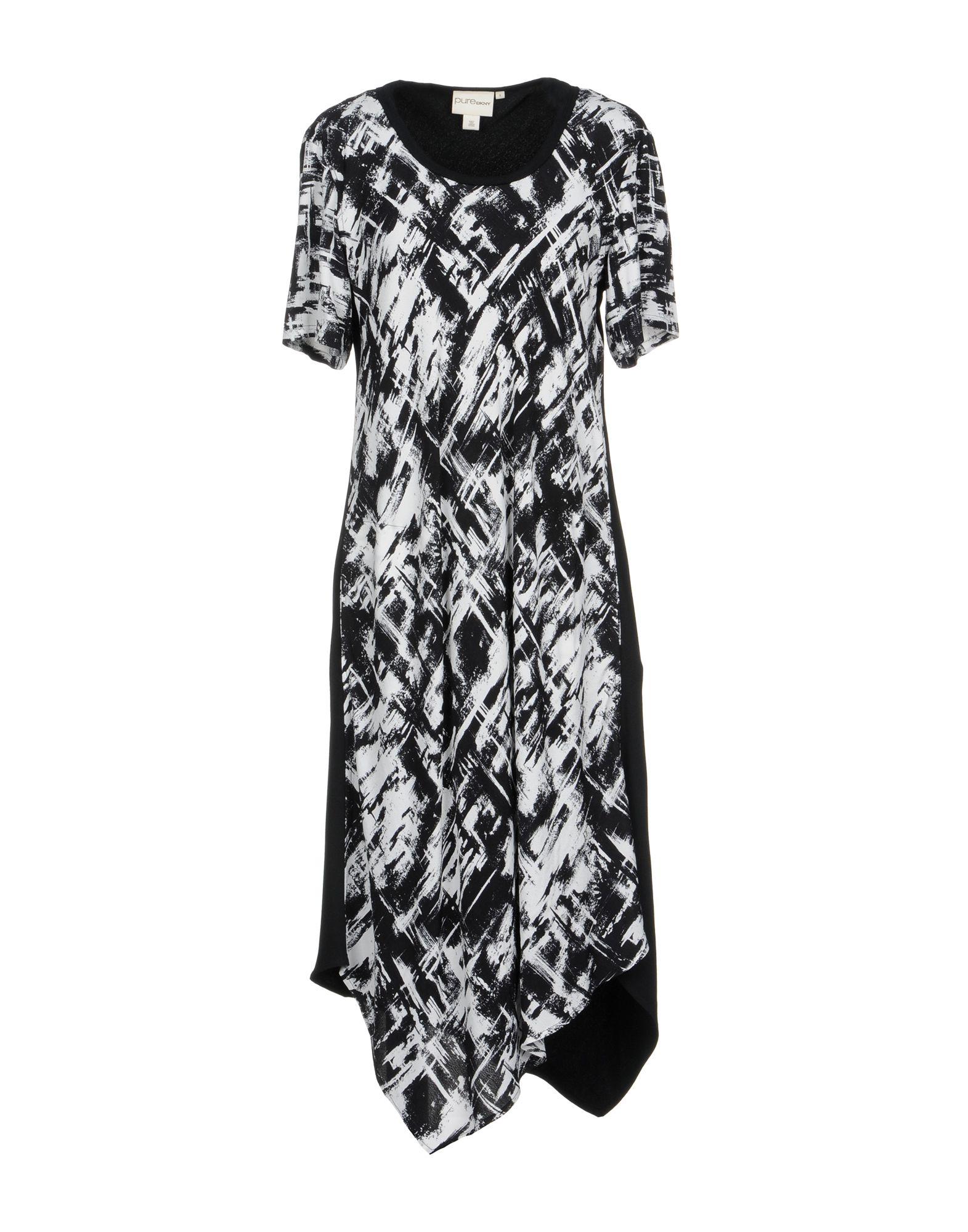 DKNY PURE Платье до колена все цены
