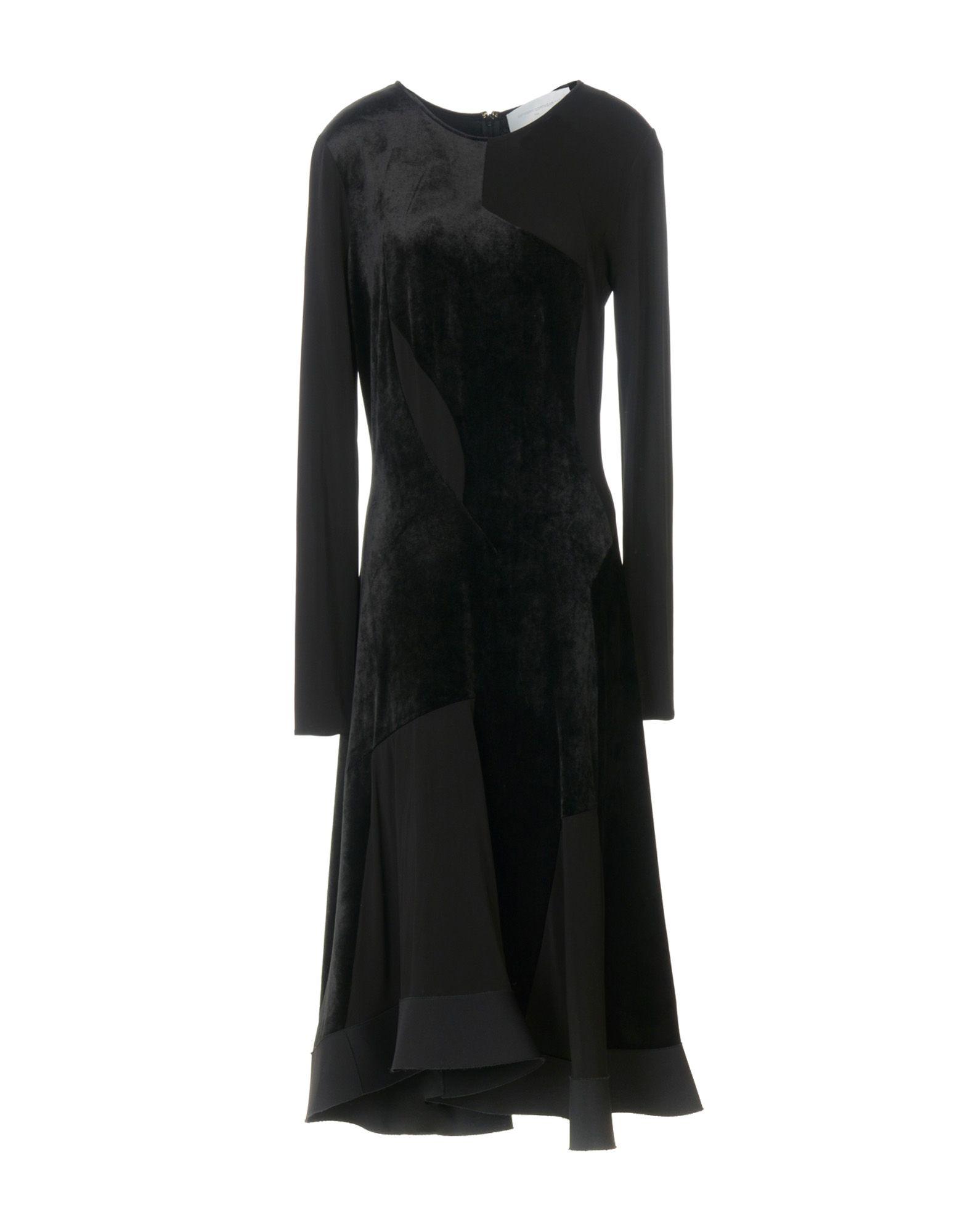 ESTEBAN CORTAZAR Платье до колена сетевое зарядное устройство deppa ultra 2 usb 2 1 а дата кабель 8 pin apple mfi
