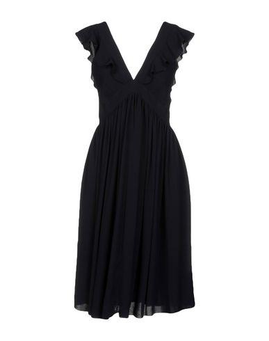 Платье до колена от MAISON KITSUNÉ