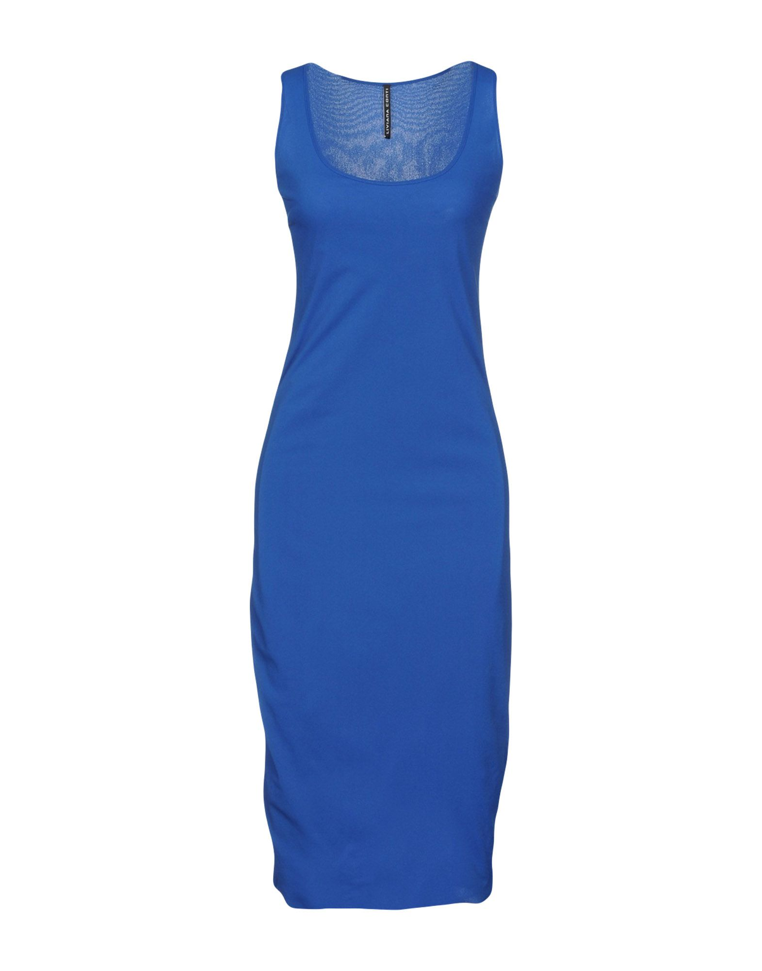 LIVIANA CONTI Knee-Length Dress in Azure