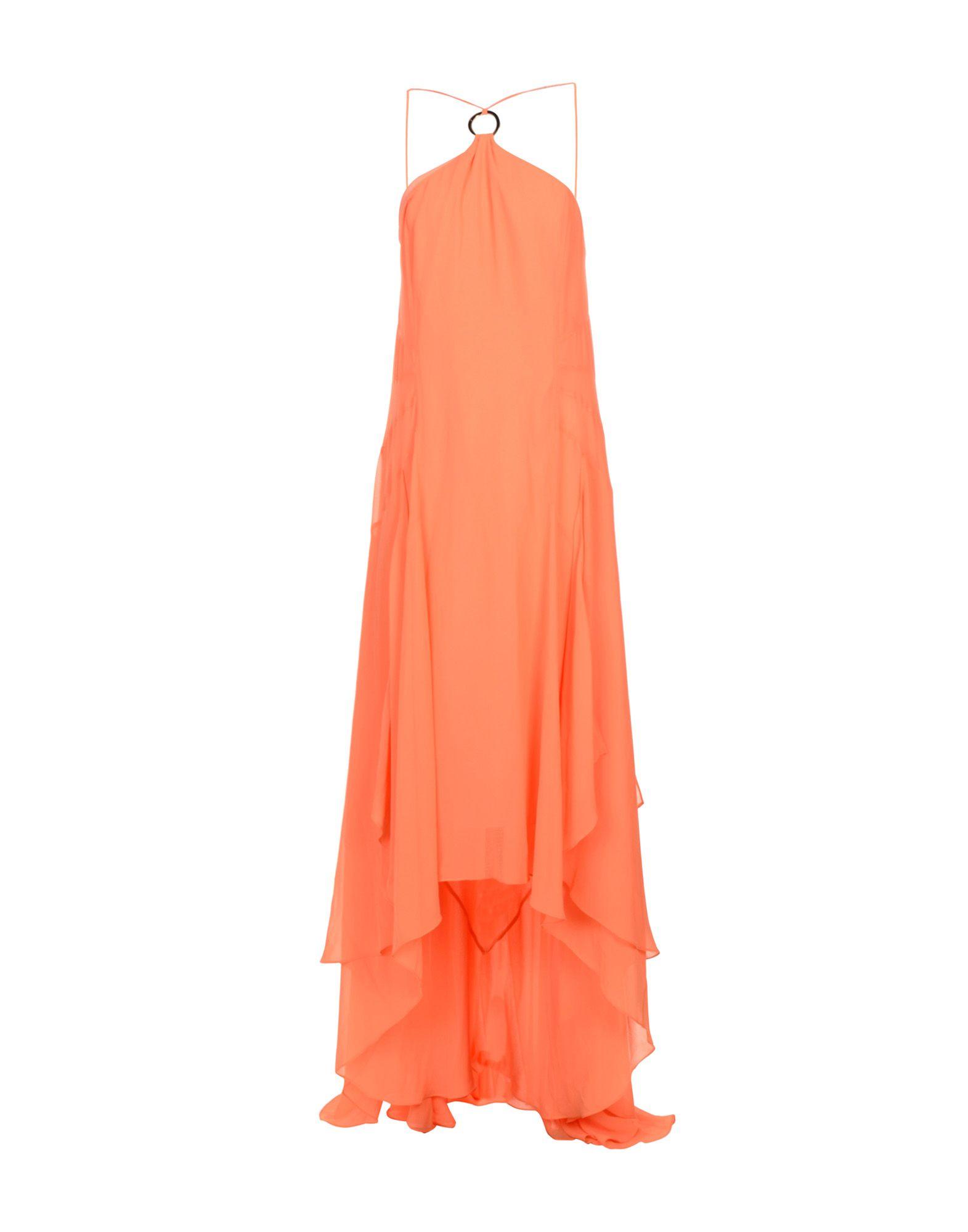HALSTON HERITAGE Длинное платье julia jentzsch длинное платье