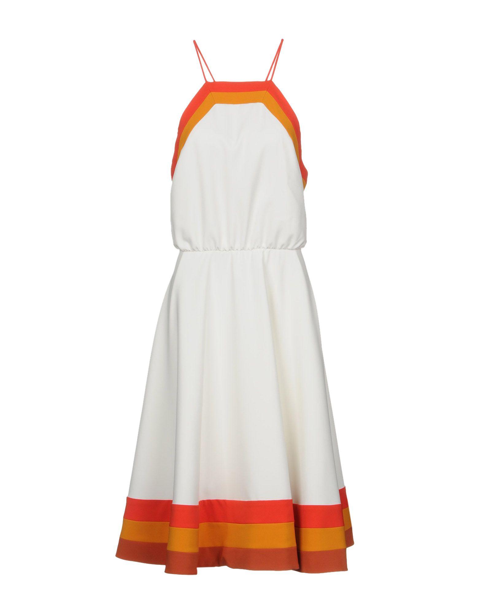 MILLY Платье до колена milly пиджак