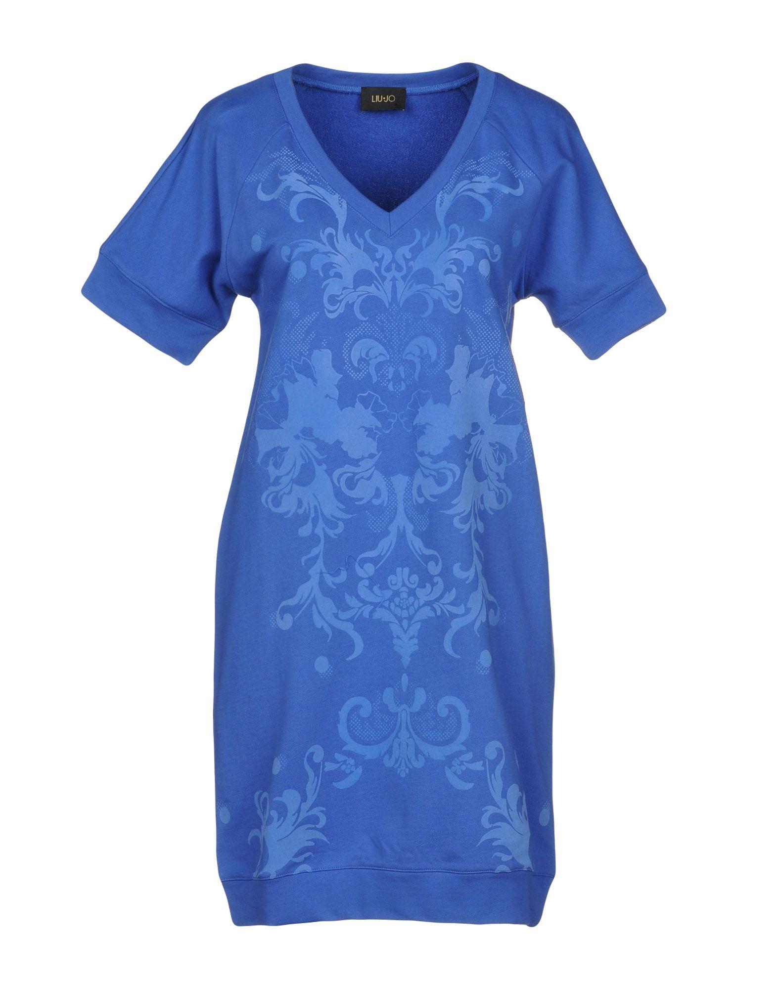 LIU •JO Короткое платье liu •jo короткое платье