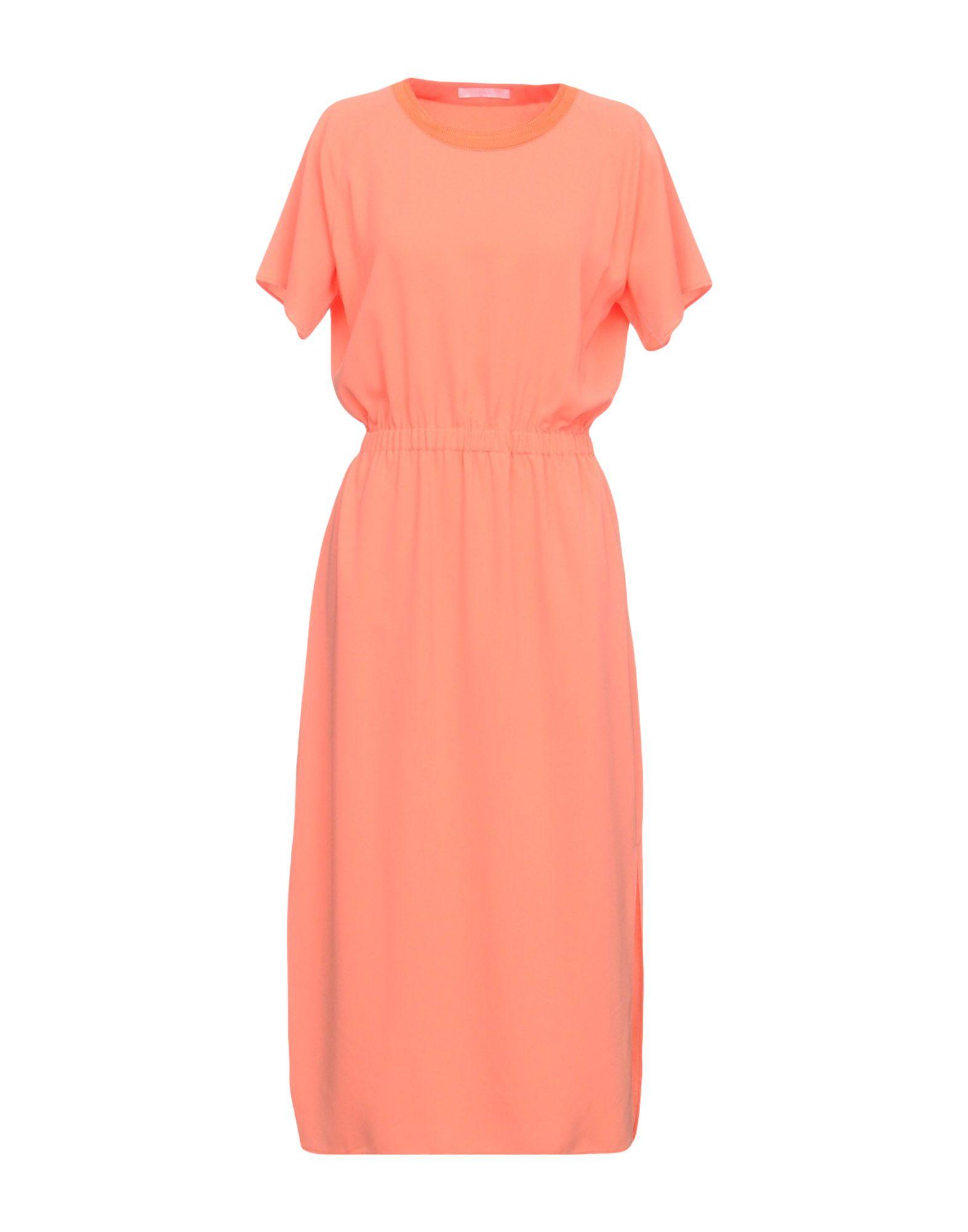 BOSS BLACK Платье длиной 3/4 boss orange толстовка