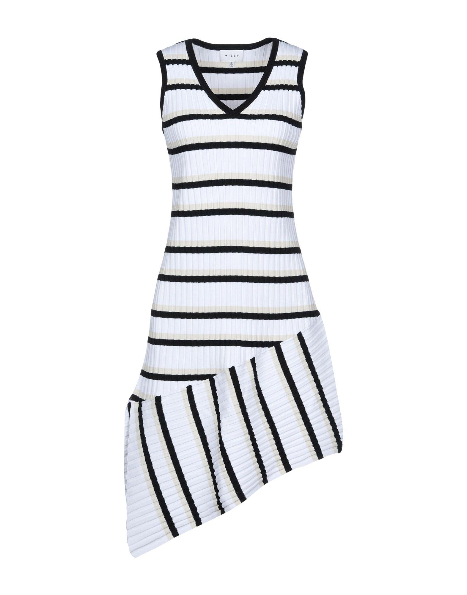 MILLY Короткое платье летом 2015 новый суд европы печати тонкая талия ретро платье без рукавов жилет юбка в конце детей