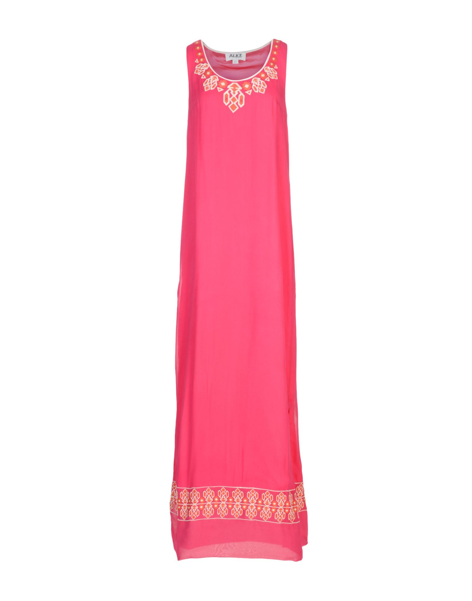 ALICE by TEMPERLEY Длинное платье потолочная люстра odeon light crea color 2598 6c