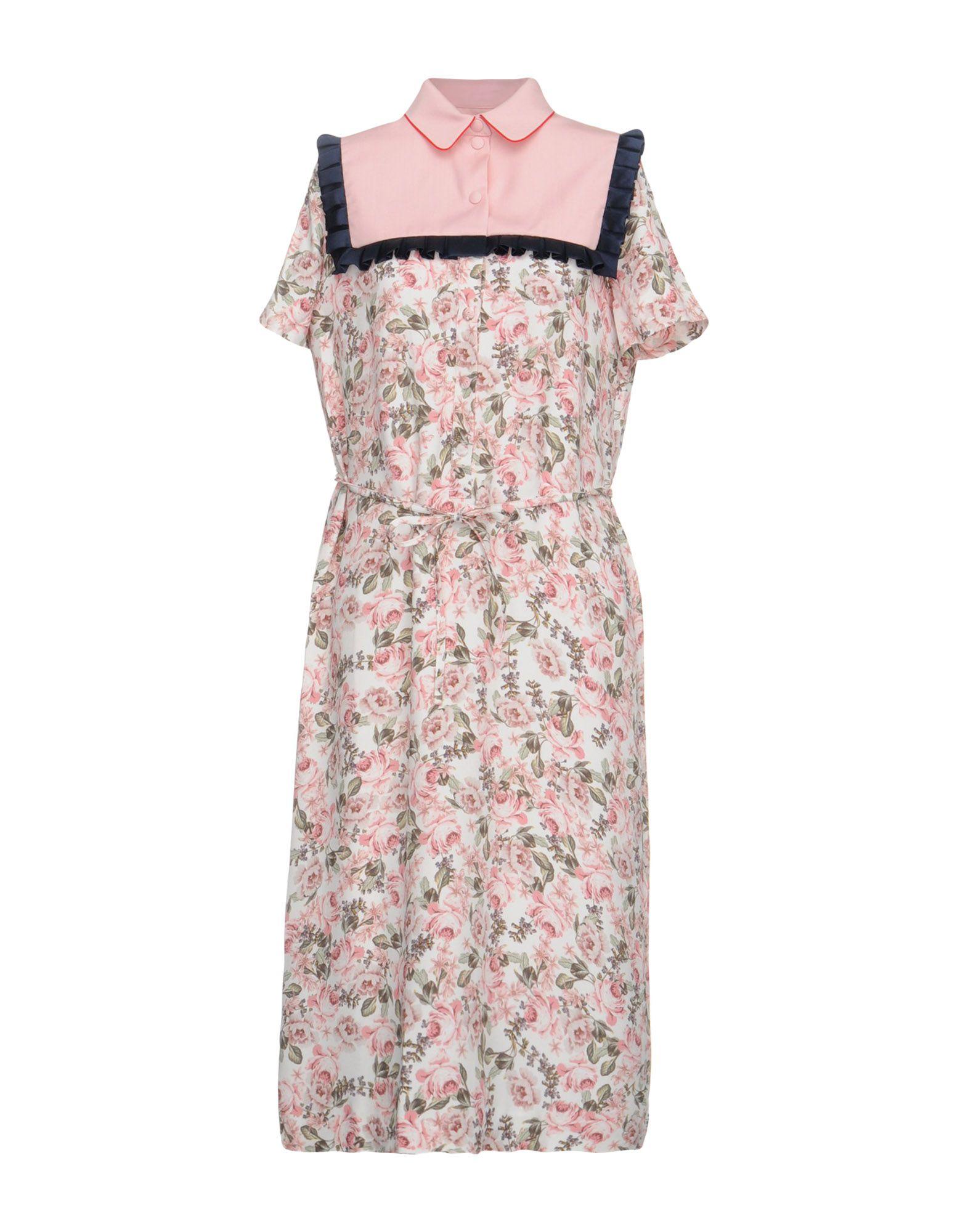 MOTHER OF PEARL Платье длиной 3/4 swarovski dreamy mother of pearl 5219457