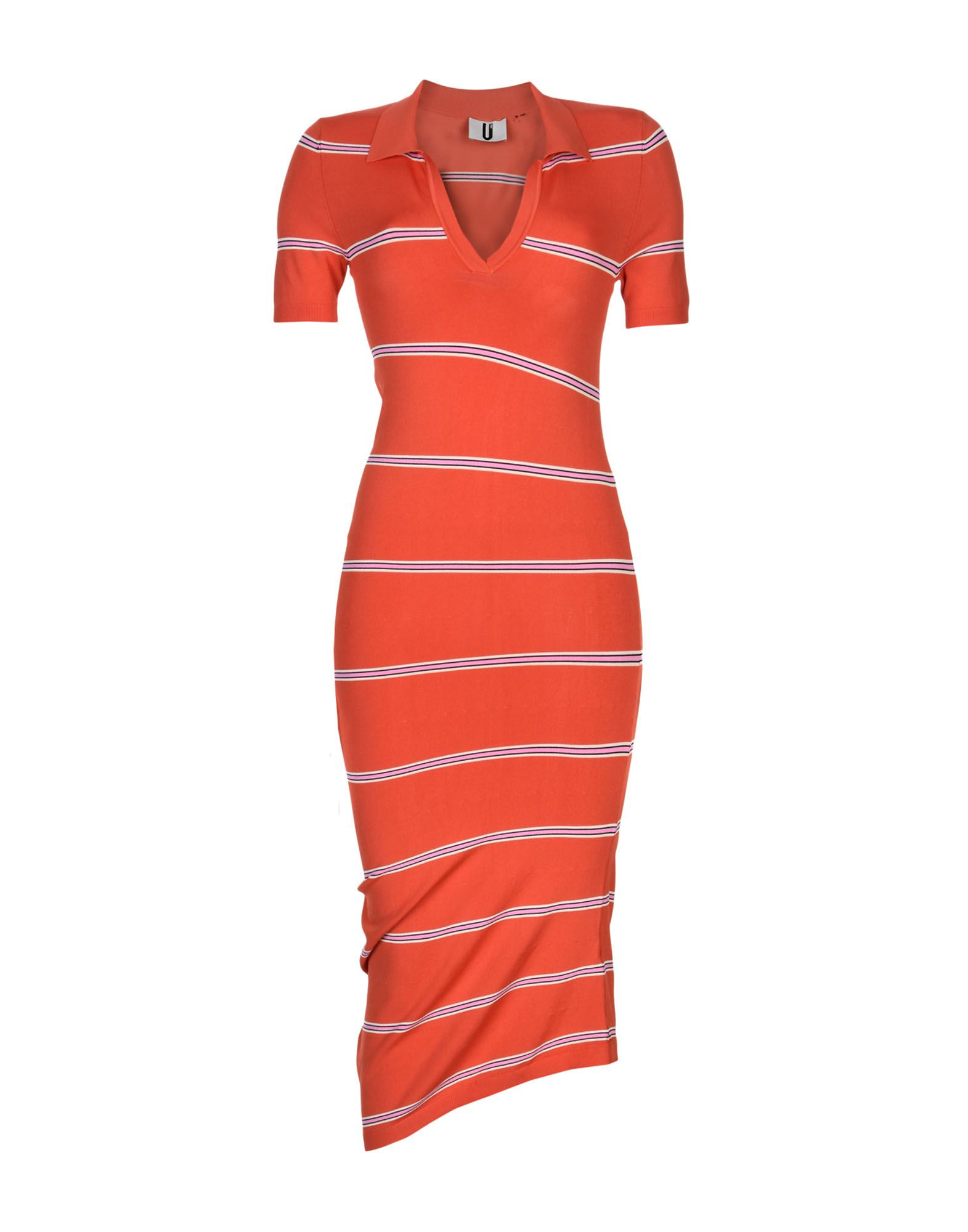 UNIQUE Платье длиной 3/4 платье 3 в 1