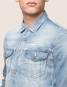 ARMANI EXCHANGE Denim Jacket Man b