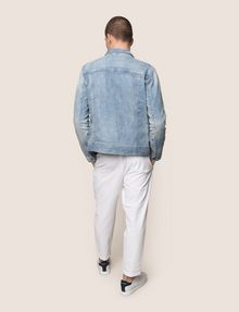 ARMANI EXCHANGE Denim Jacket Man e