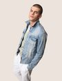 ARMANI EXCHANGE Denim Jacket Man a