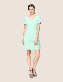 ARMANI EXCHANGE Midi-Kleid Damen d