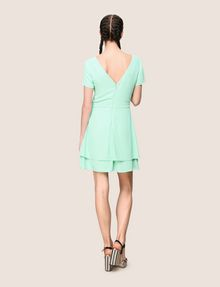 ARMANI EXCHANGE Midi-Kleid Damen e