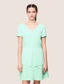 ARMANI EXCHANGE Midi-Kleid Damen f