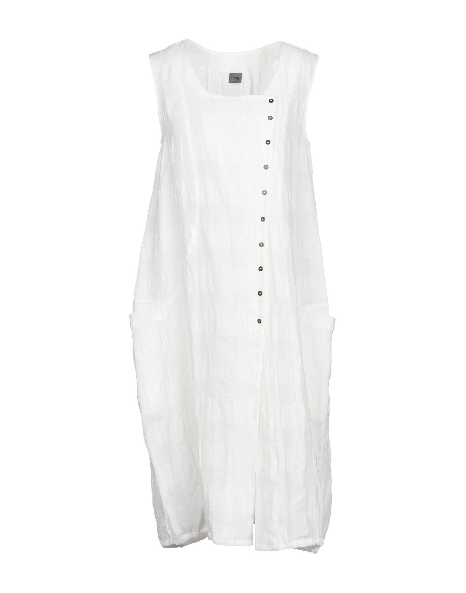 CREA CONCEPT Платье до колена crea concept легкое пальто