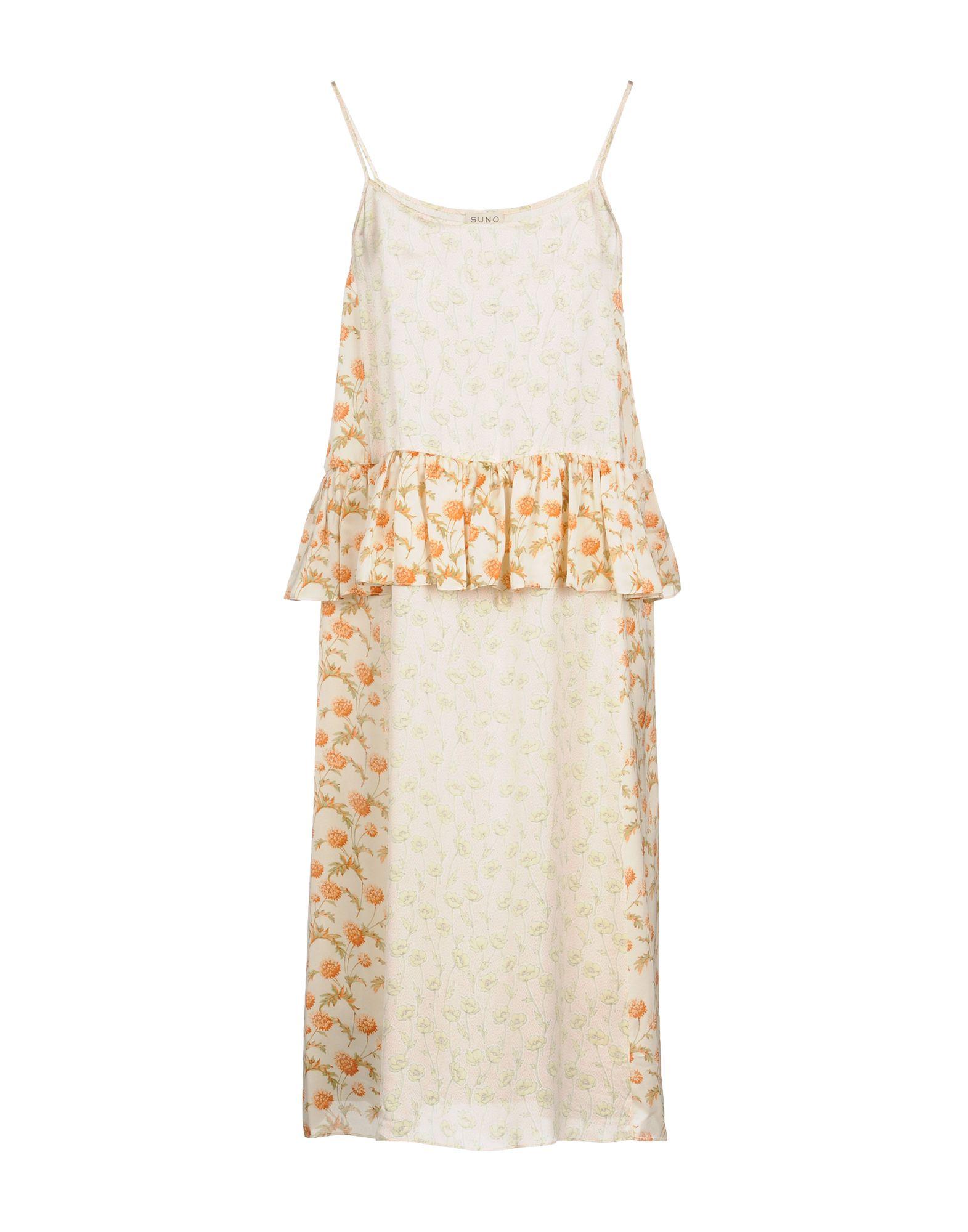 SUNO Платье до колена цены онлайн