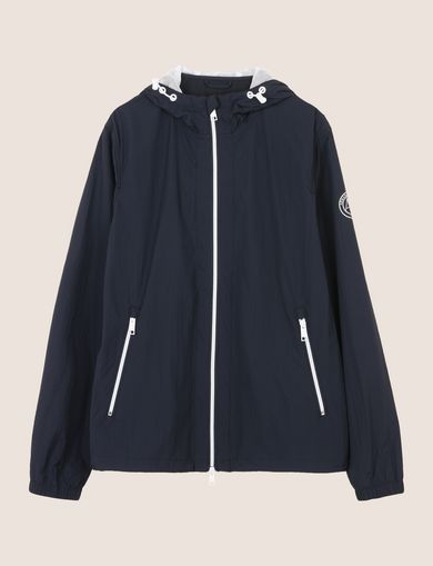 CIRCLE LOGO SEERSUCKER JACKET