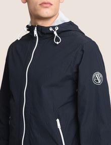 ARMANI EXCHANGE CIRCLE LOGO SEERSUCKER JACKET Jacket Man b