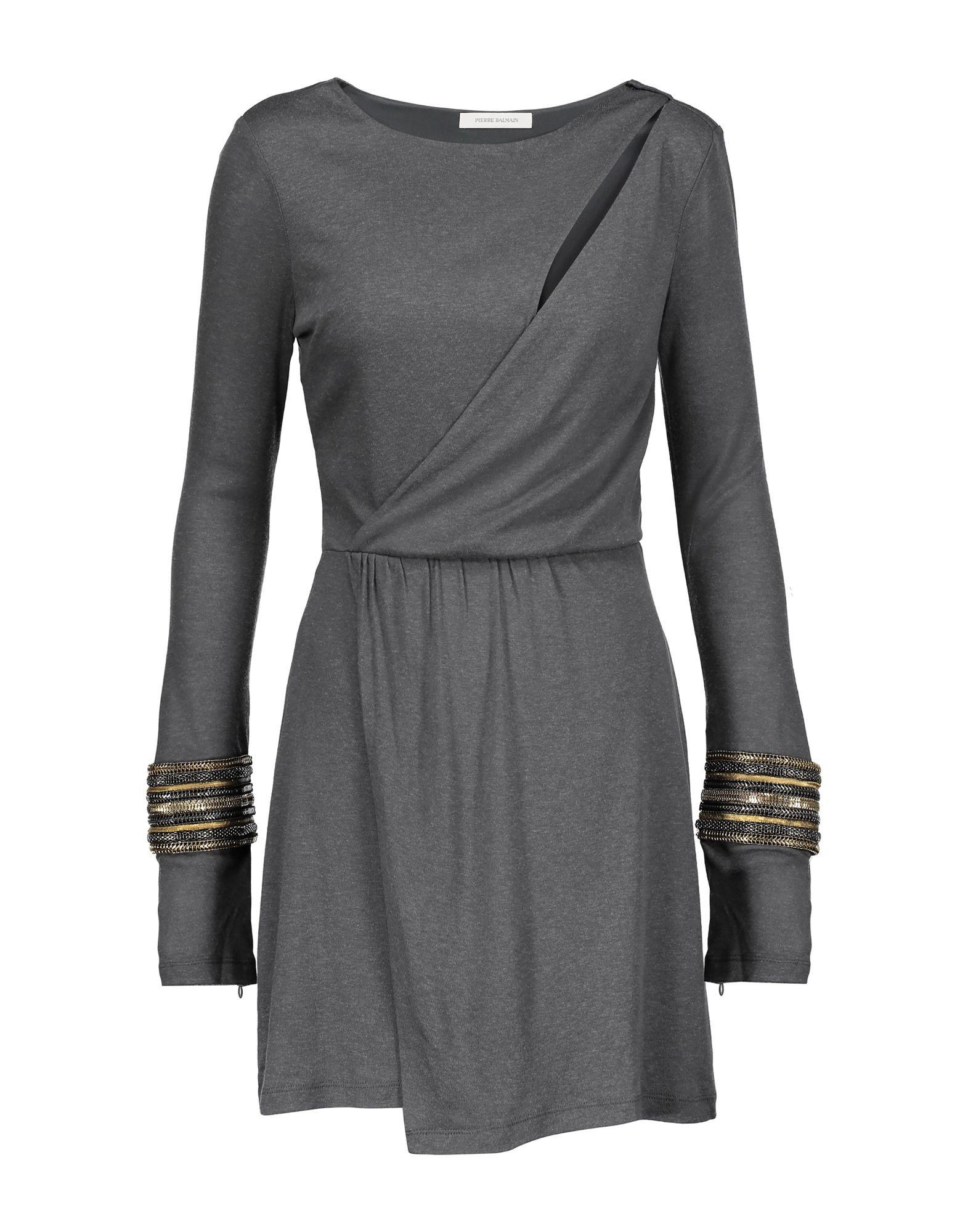 PIERRE BALMAIN Короткое платье pierre balmain платье длиной 3 4 page 2