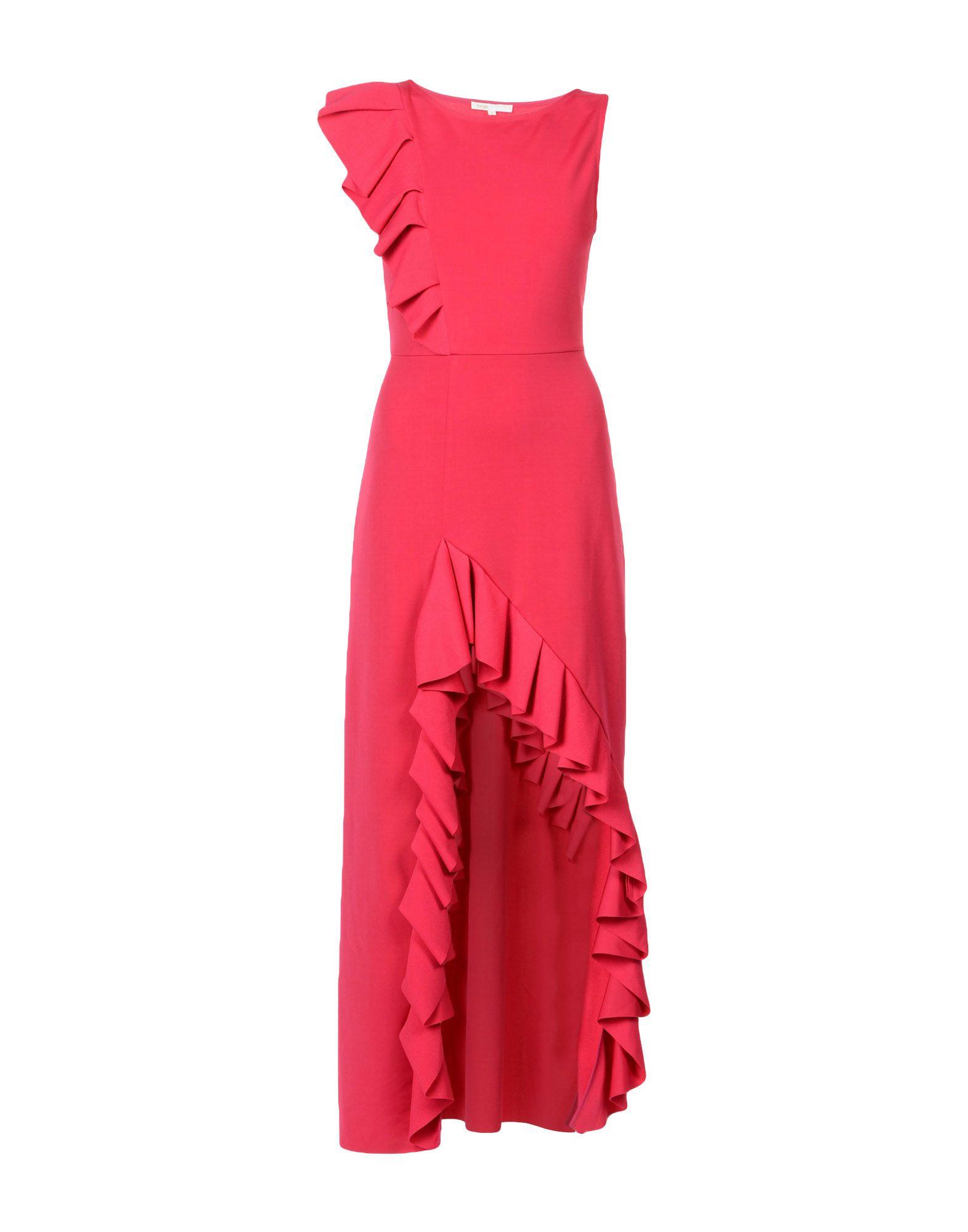 MAJE Длинное платье maje топ без рукавов