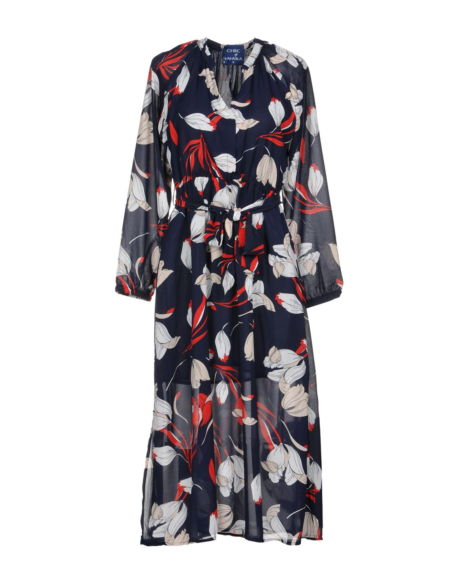 TANTRA Платье длиной 3/4 рубашка tantra tantra ta032ewuua32