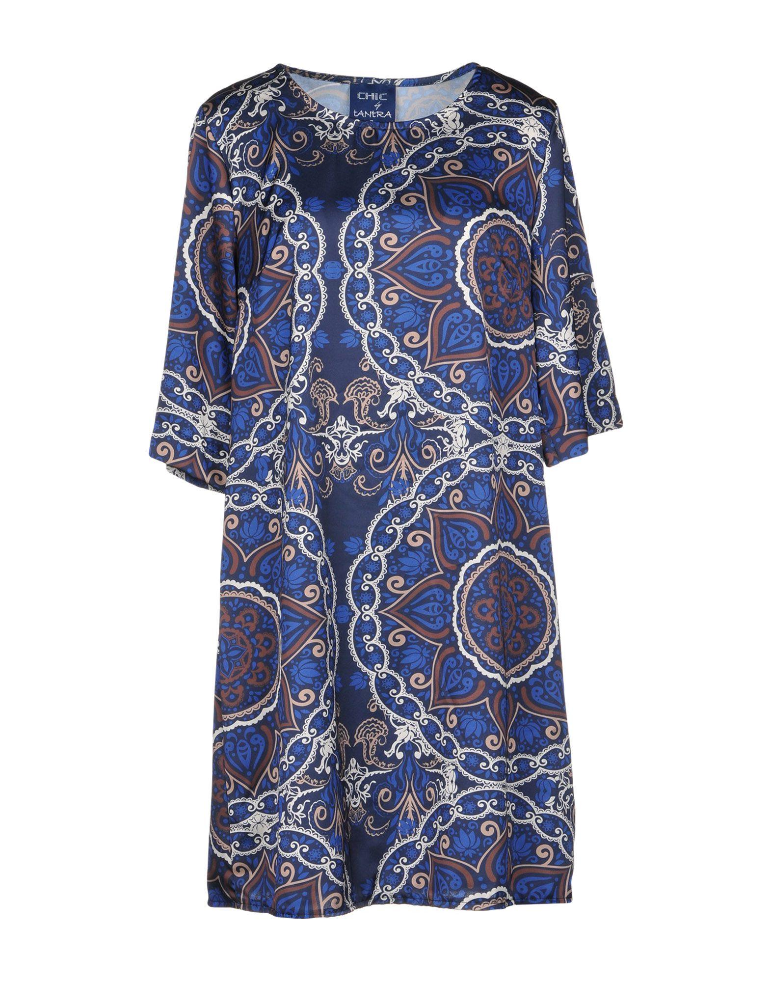 TANTRA Короткое платье блузки tantra блузка