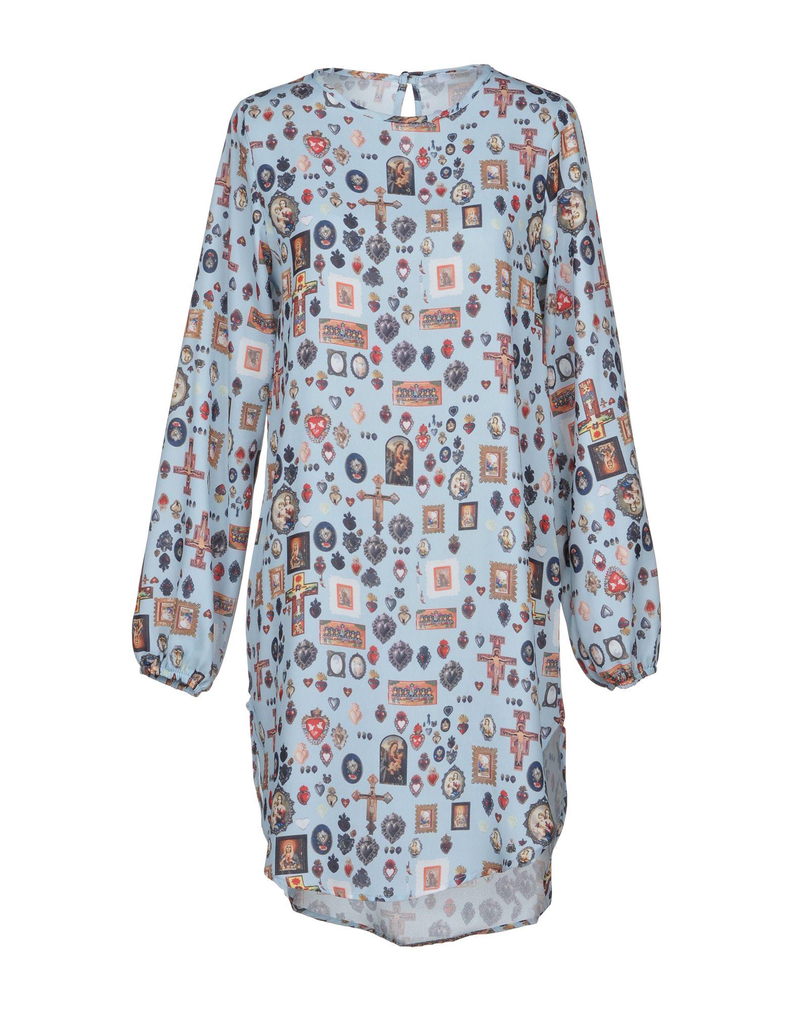 где купить RELISH Короткое платье по лучшей цене