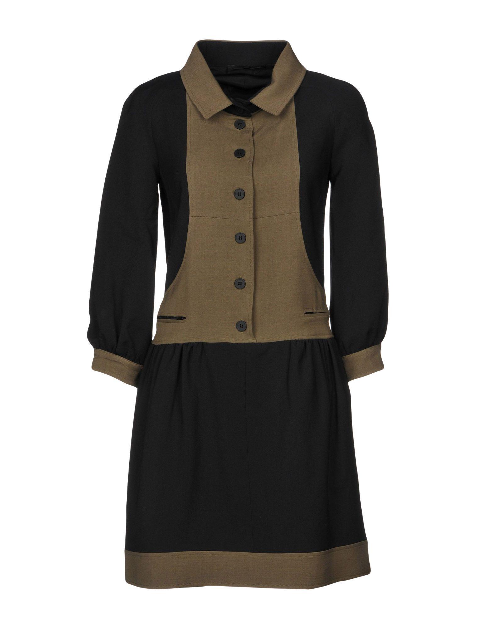 KARL LAGERFELD Короткое платье цена 2017