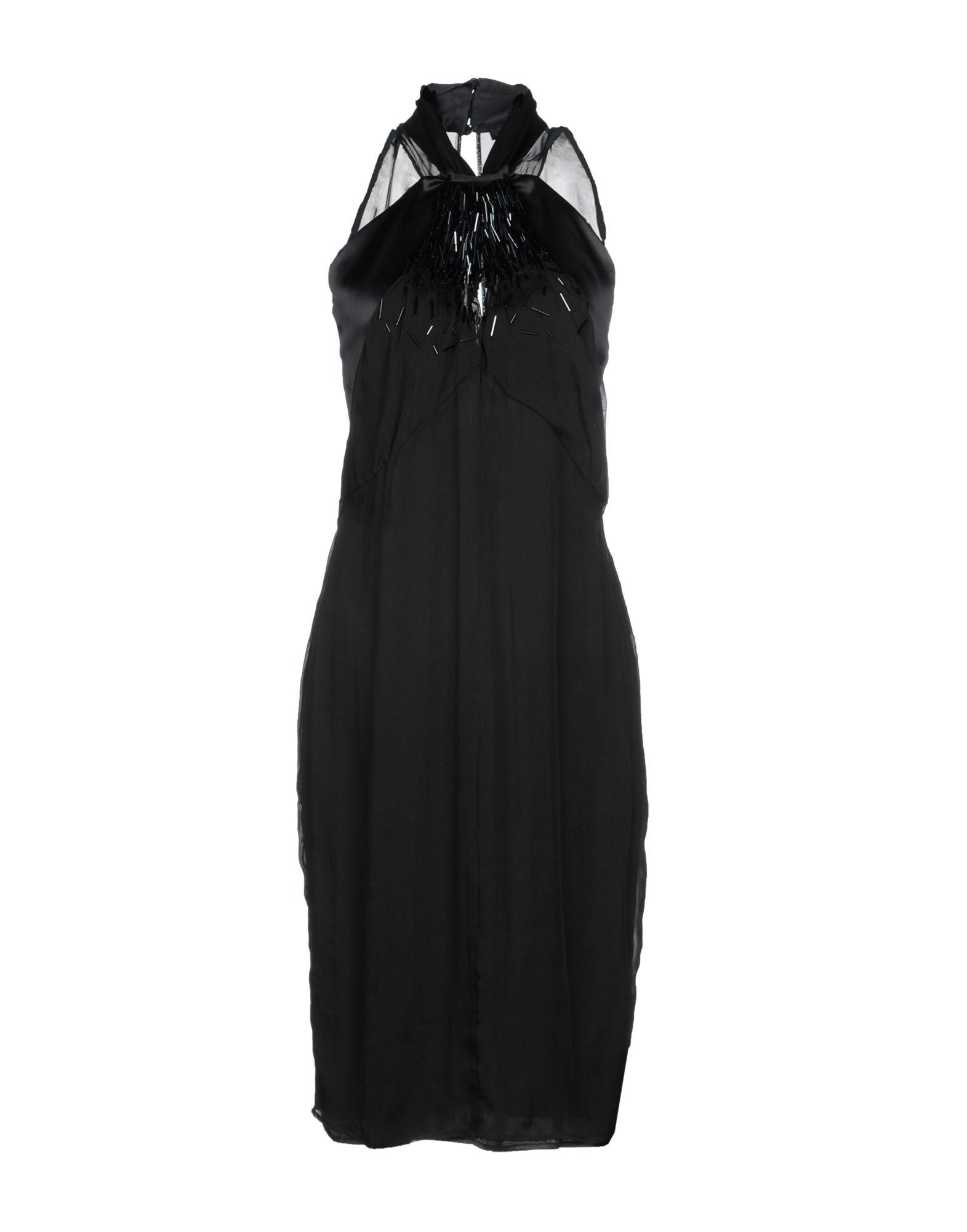 KARL LAGERFELD Платье до колена цена 2017