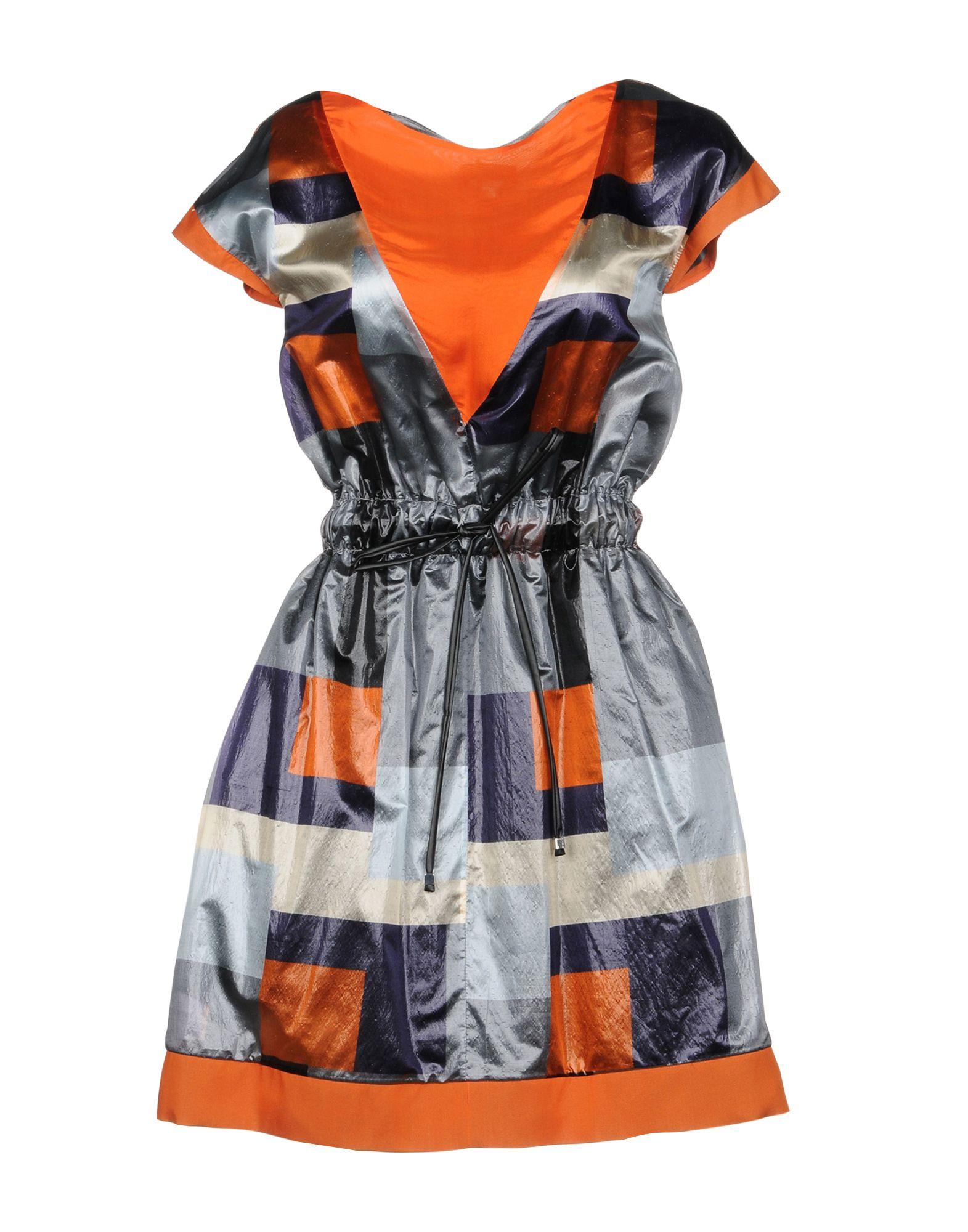 KARL LAGERFELD Короткое платье karl lagerfeld x kaia короткое платье